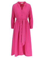 Heavenly Danni Dress - Deep Pink