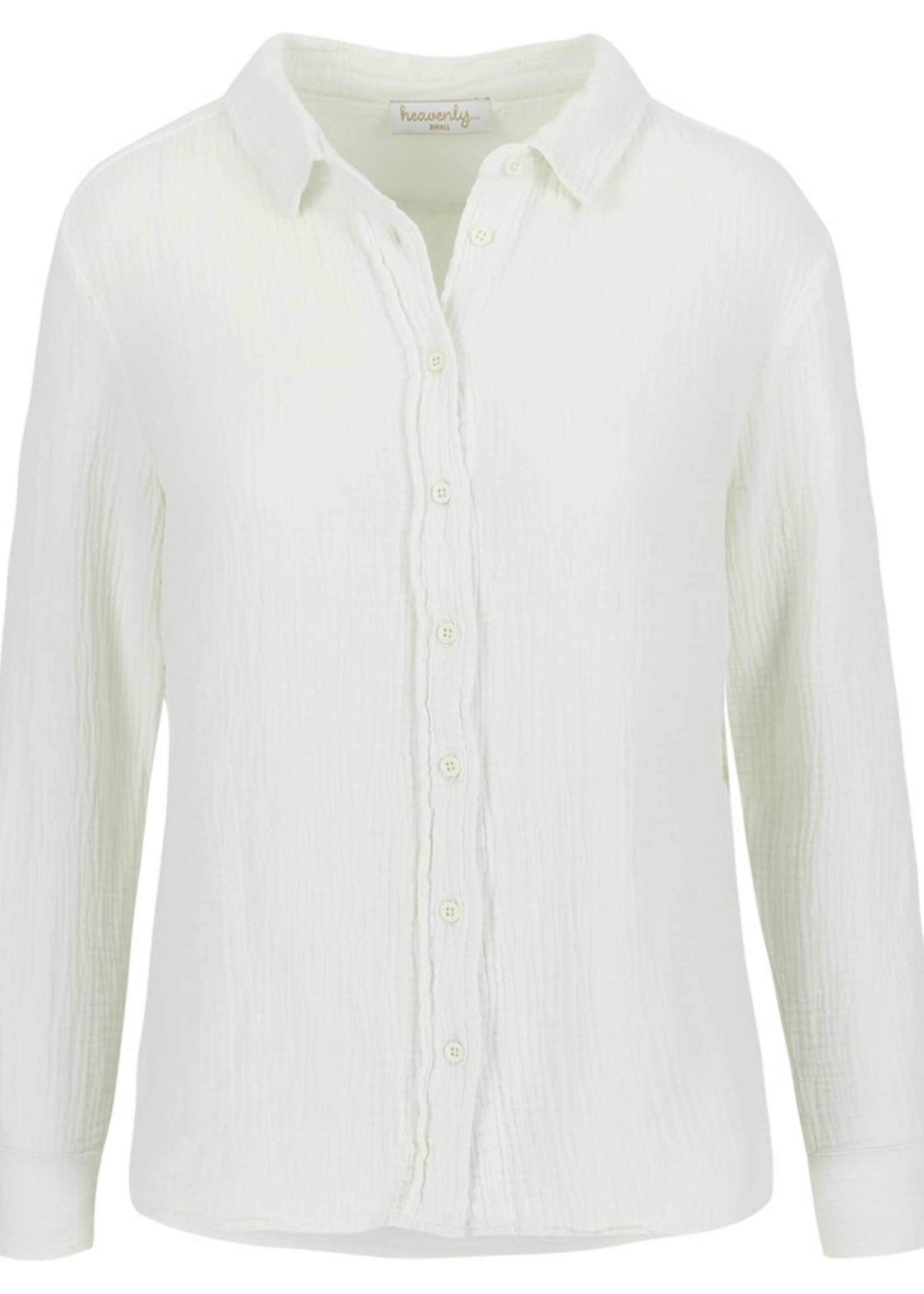 Heavenly Danni Shirt - Cream