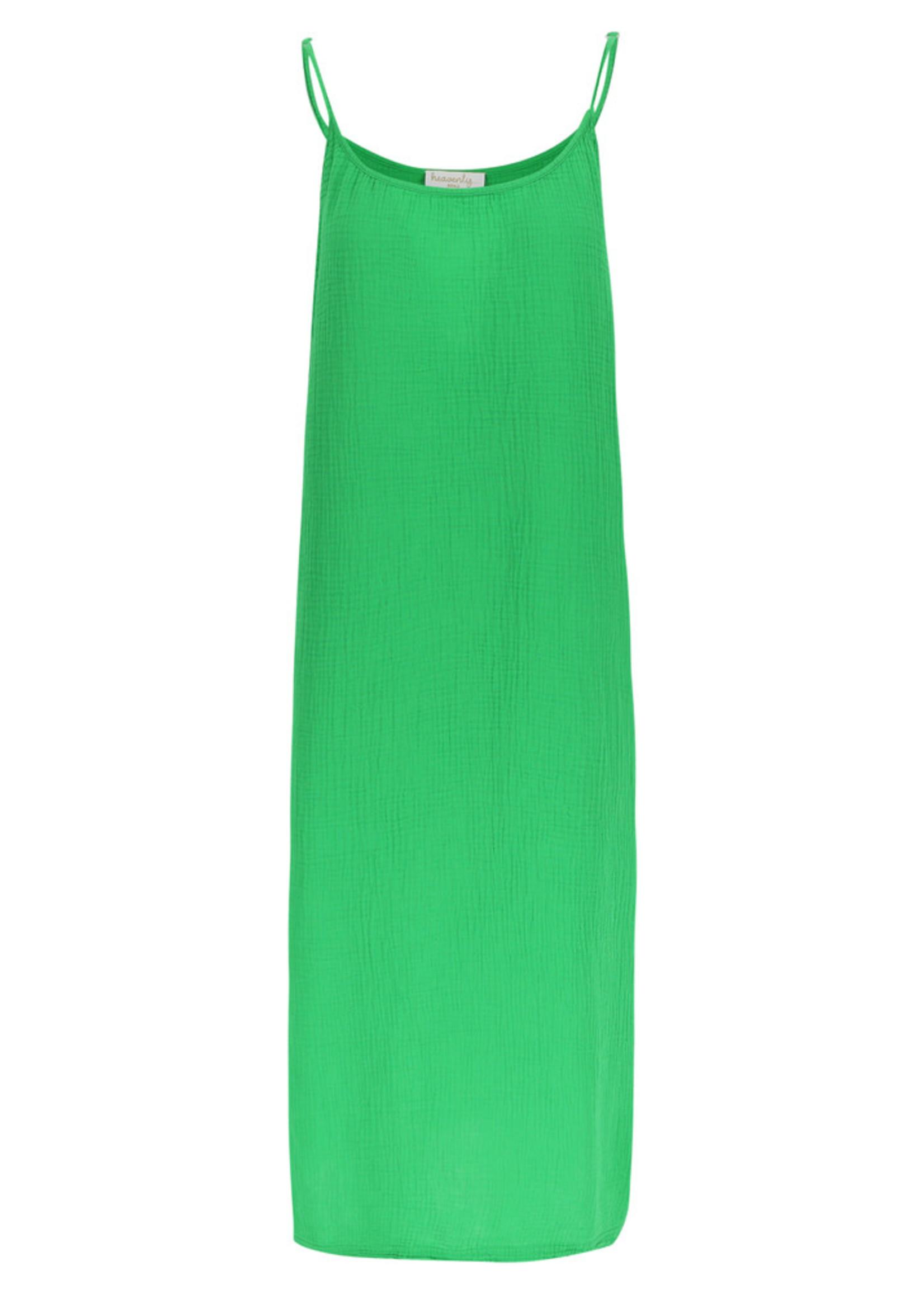 Heavenly Steffi - Apple Green