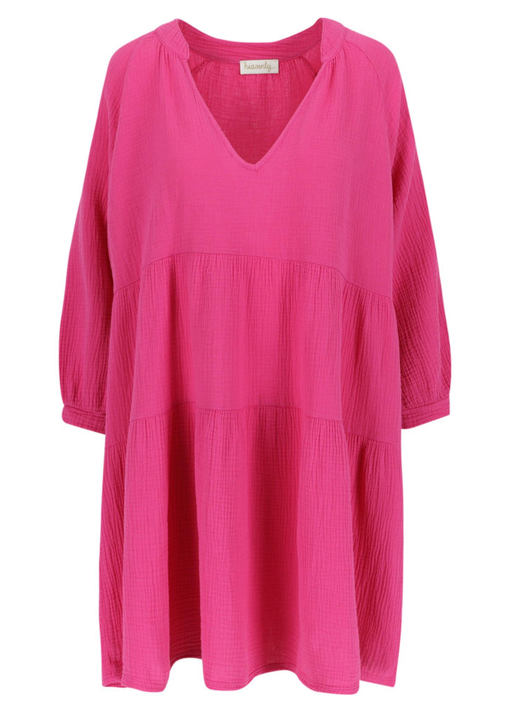 Heavenly Gigi - Deep Pink