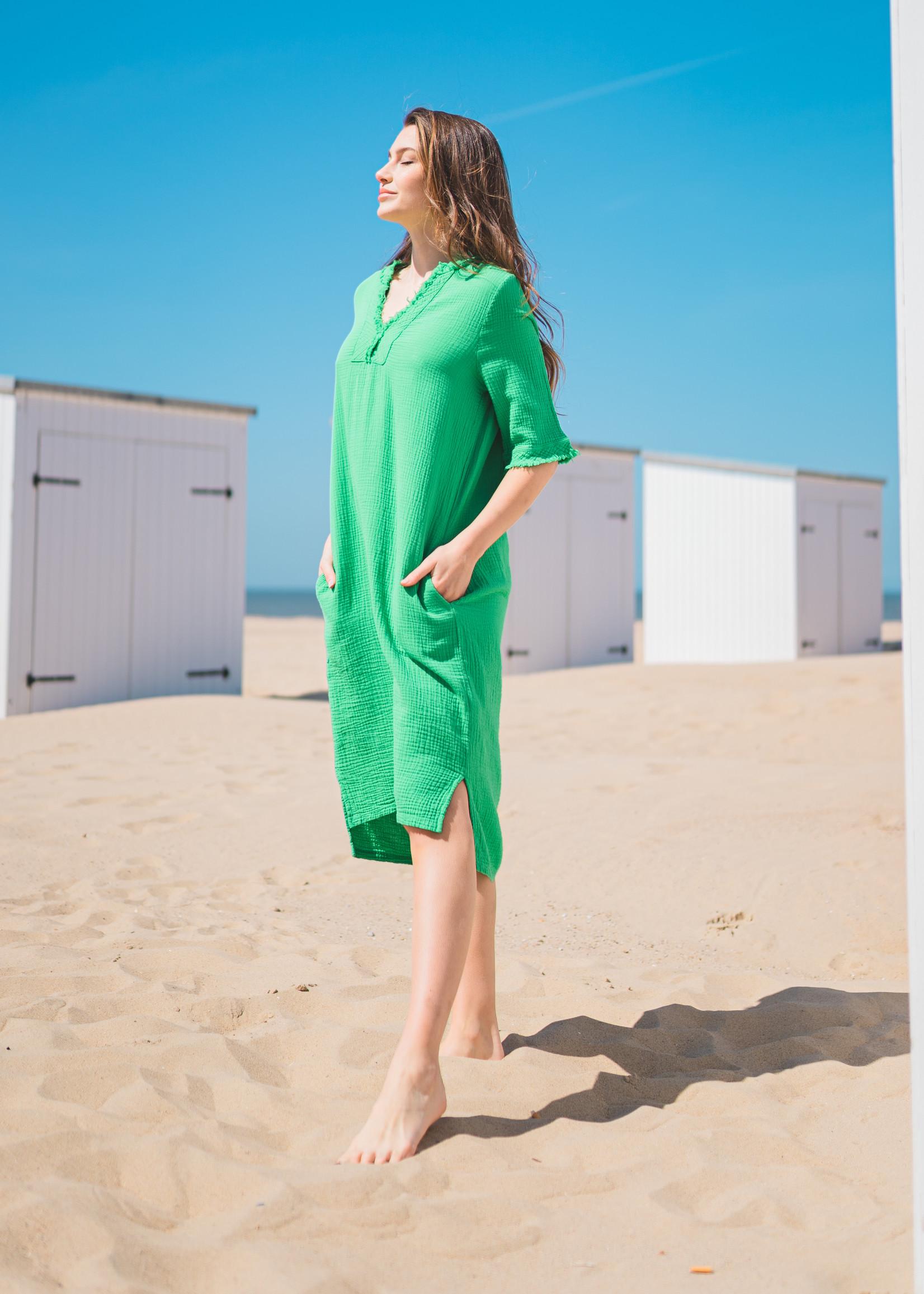 Heavenly Jenni - Apple Green