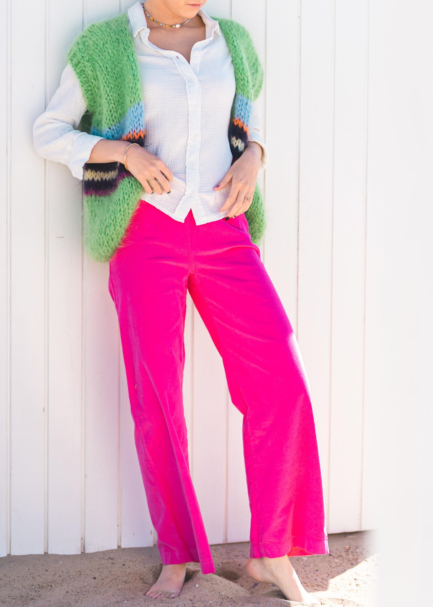 Heavenly Poppi - Deep Pink
