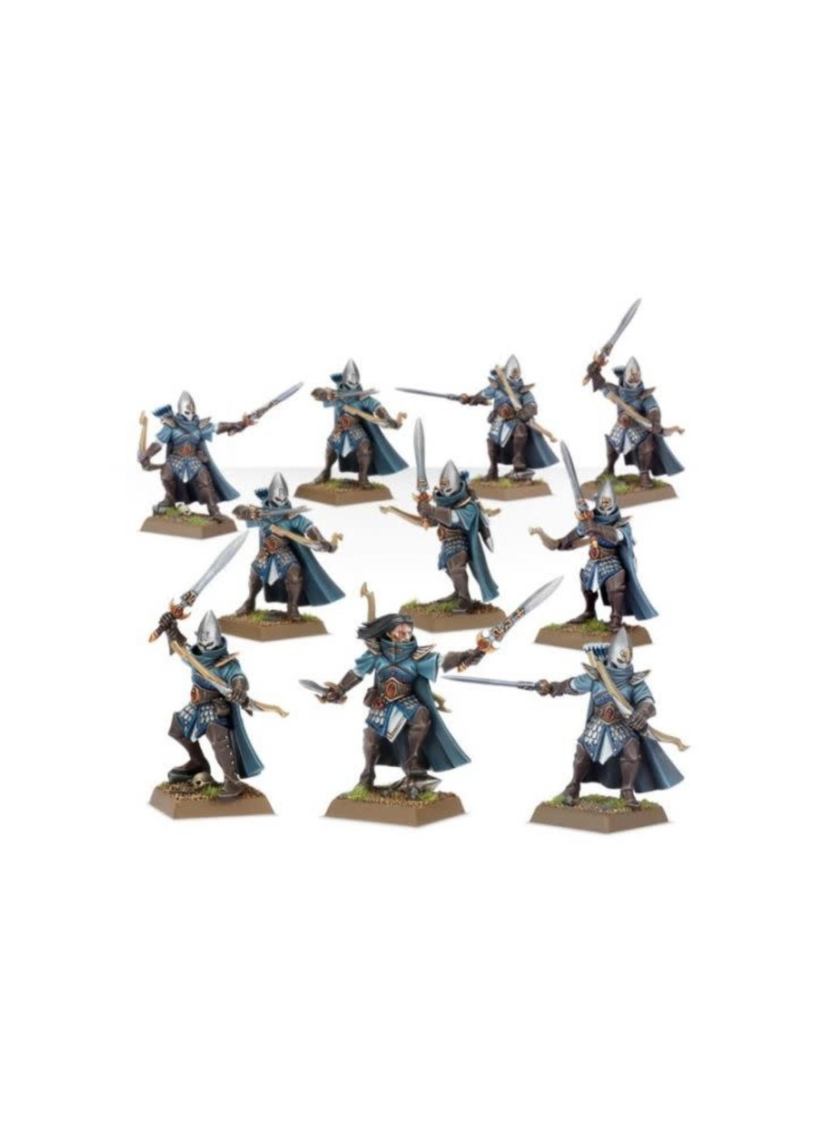 High Elf Shadow Warriors