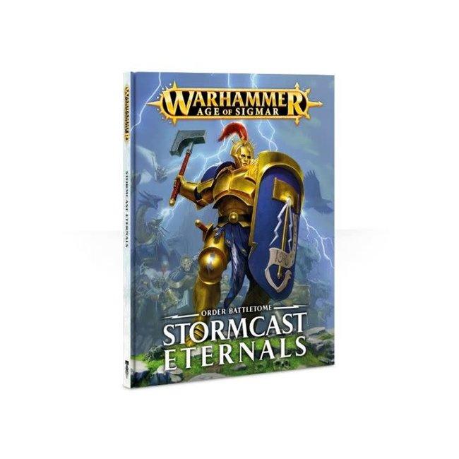 Battletome Stormcast Eternals (Hb)