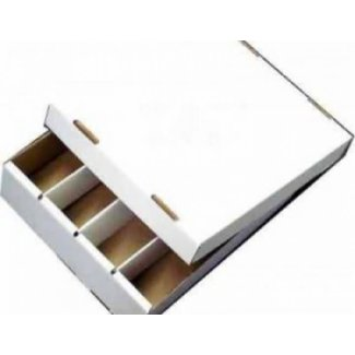 Cardbox Box With Lid For Storage (4000 Cards)