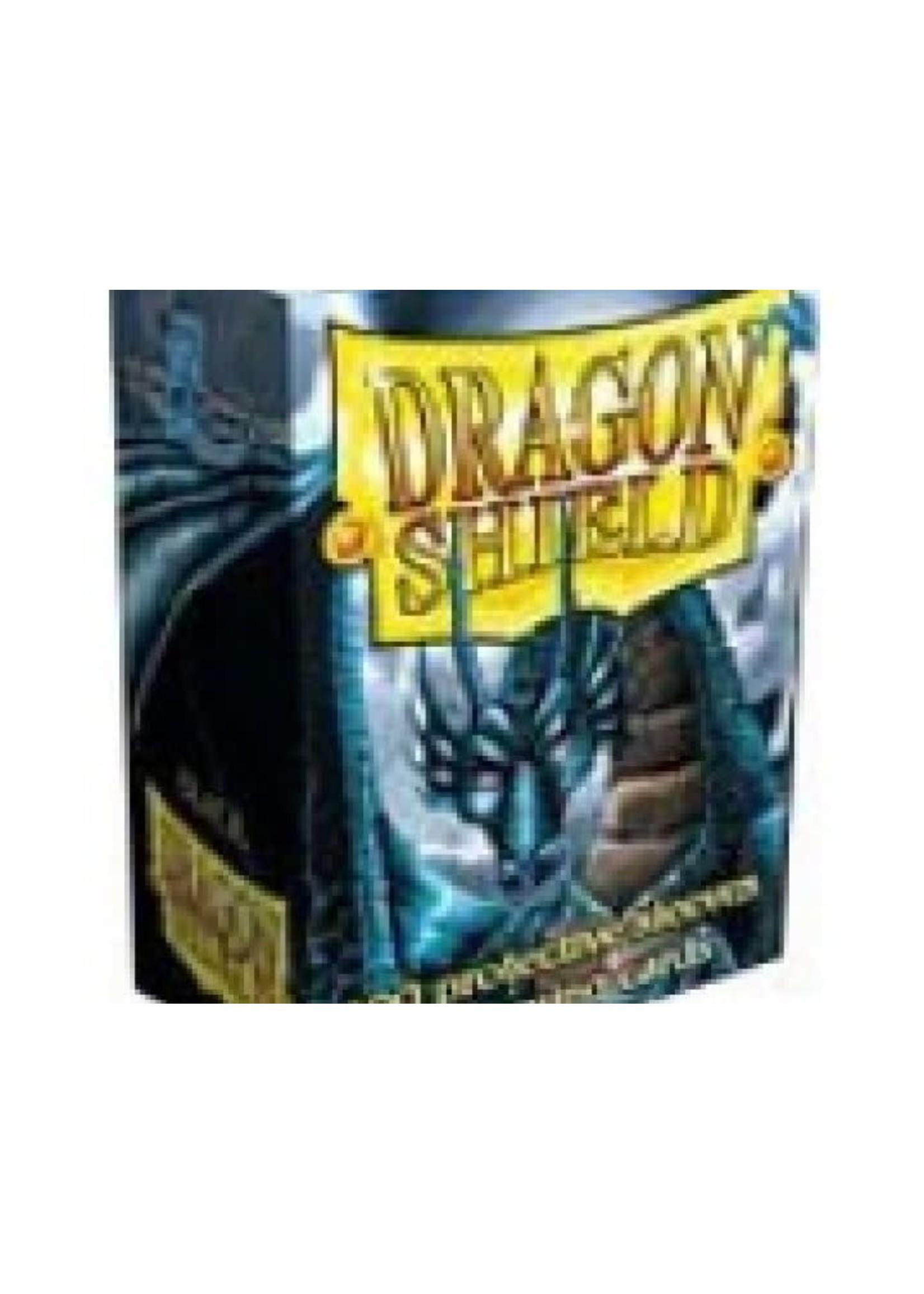Dragonshield Sleeves 100St Black