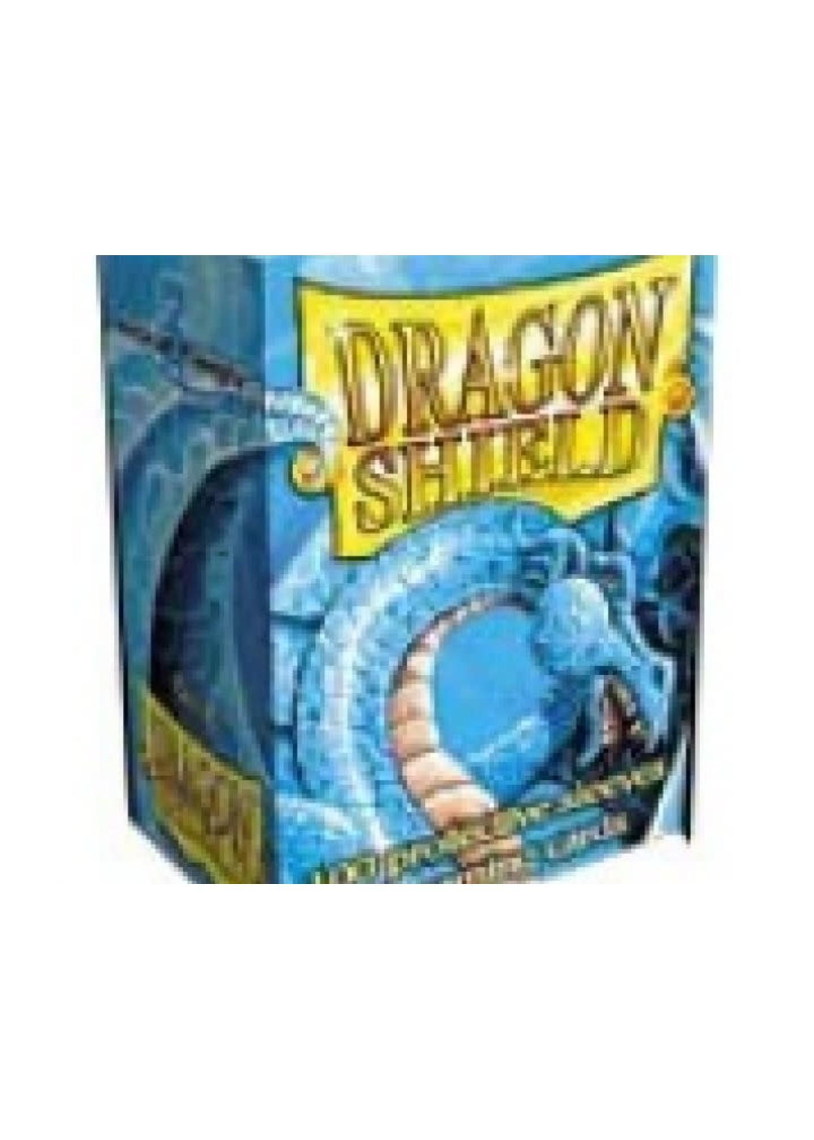 Dragonshield Sleeves 100St Blue