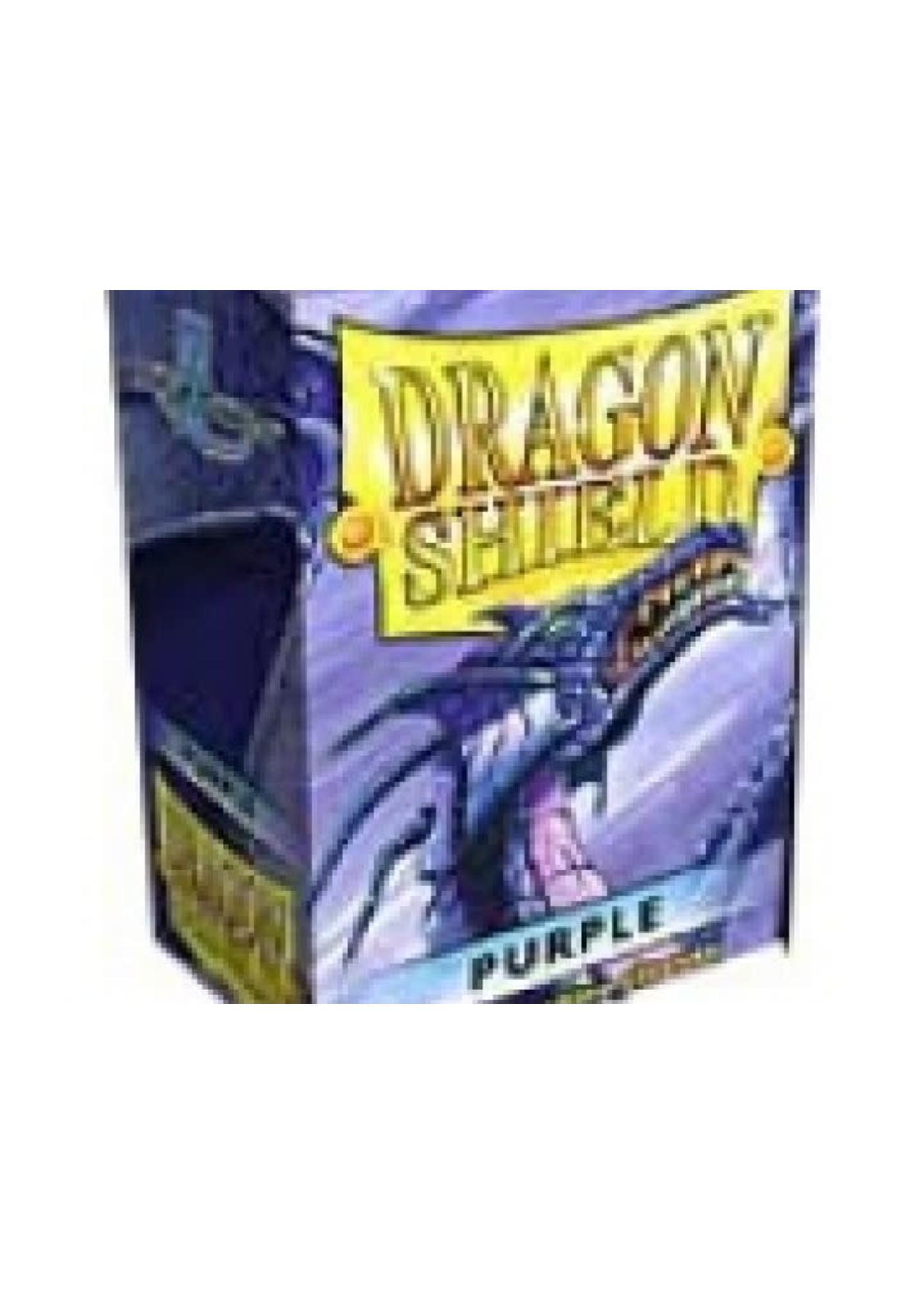 Dragonshield Sleeves Purple Matte