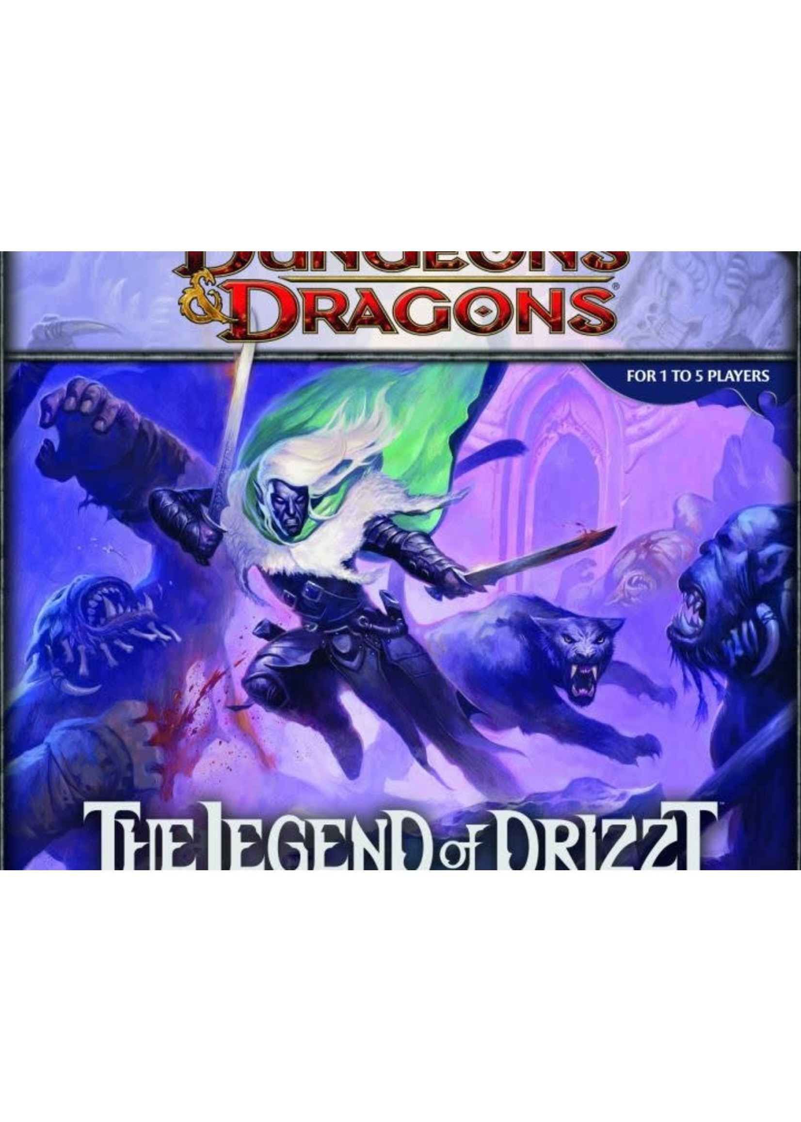 Dungeosn & Dragons Dice Masters Booster