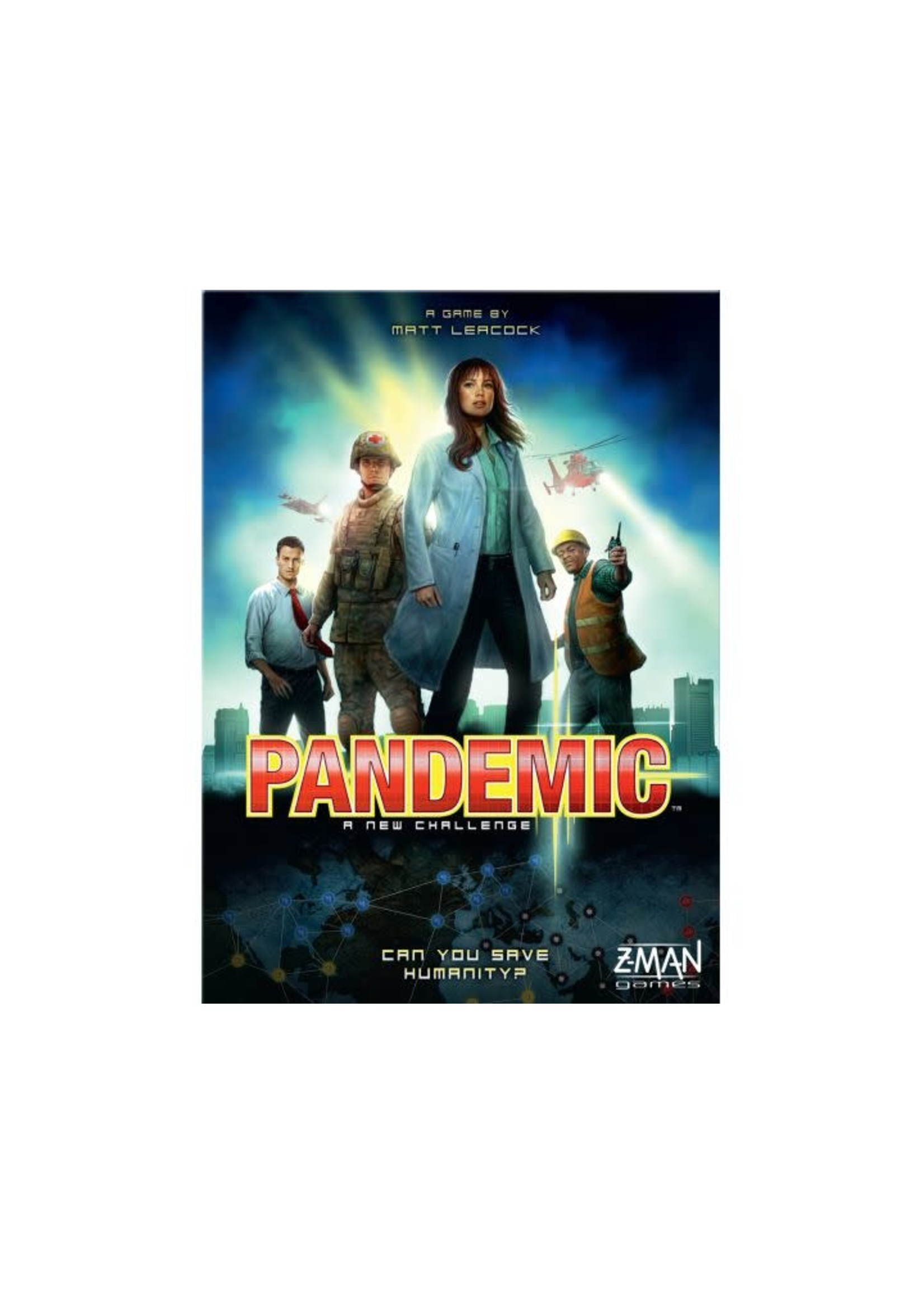 Pandemic (2Nd Edition)
