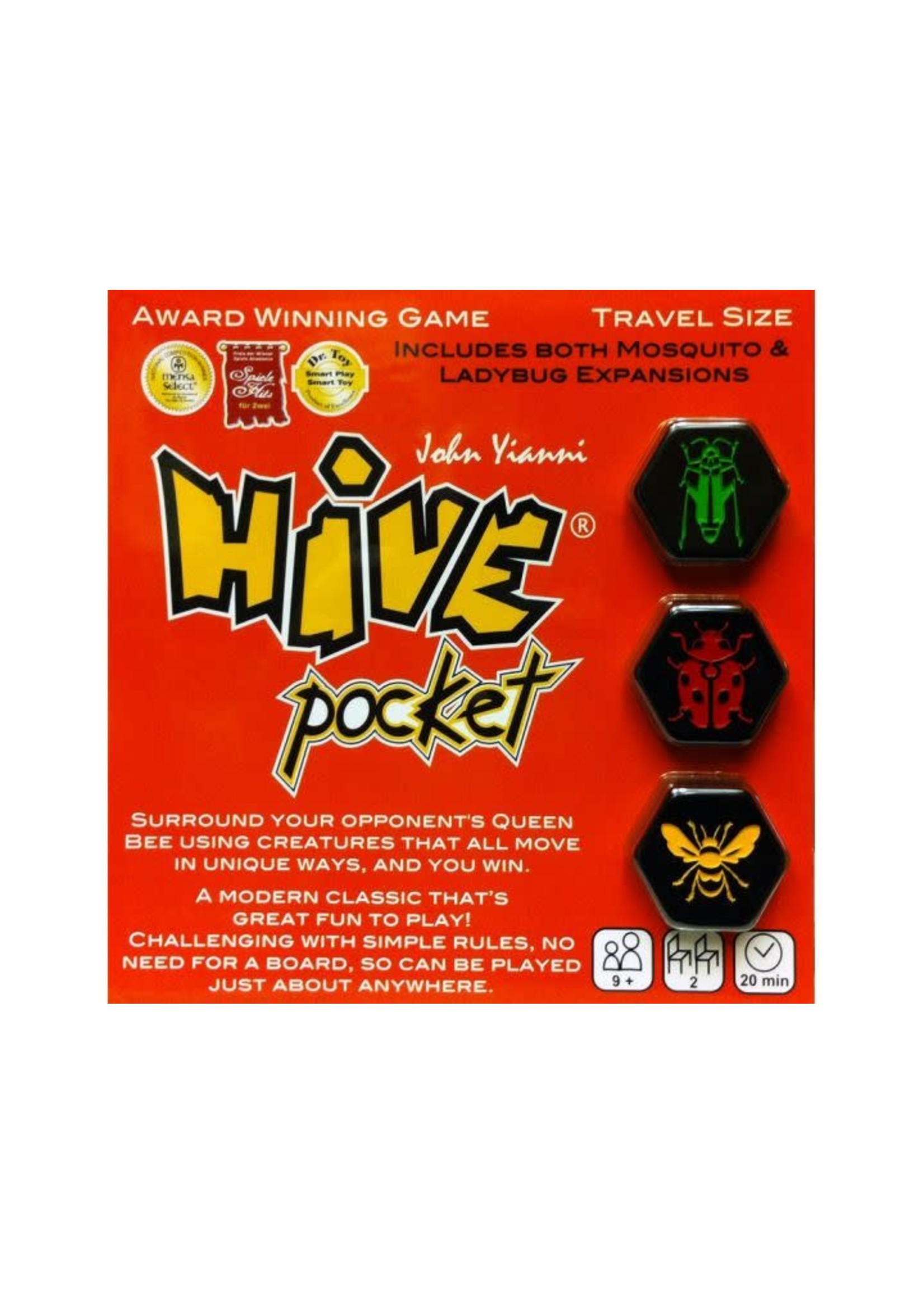 Hive Pocket Met Uitbreidingen