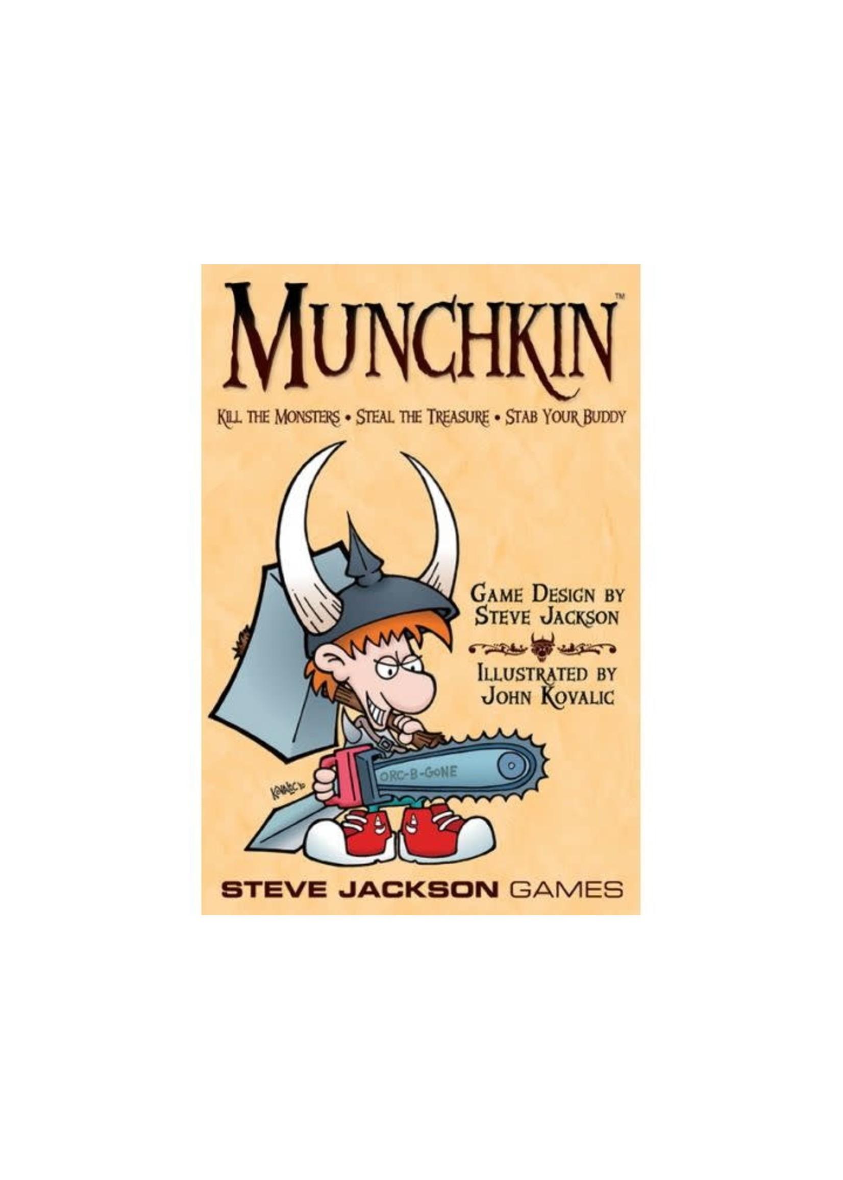 Munchkin Eng