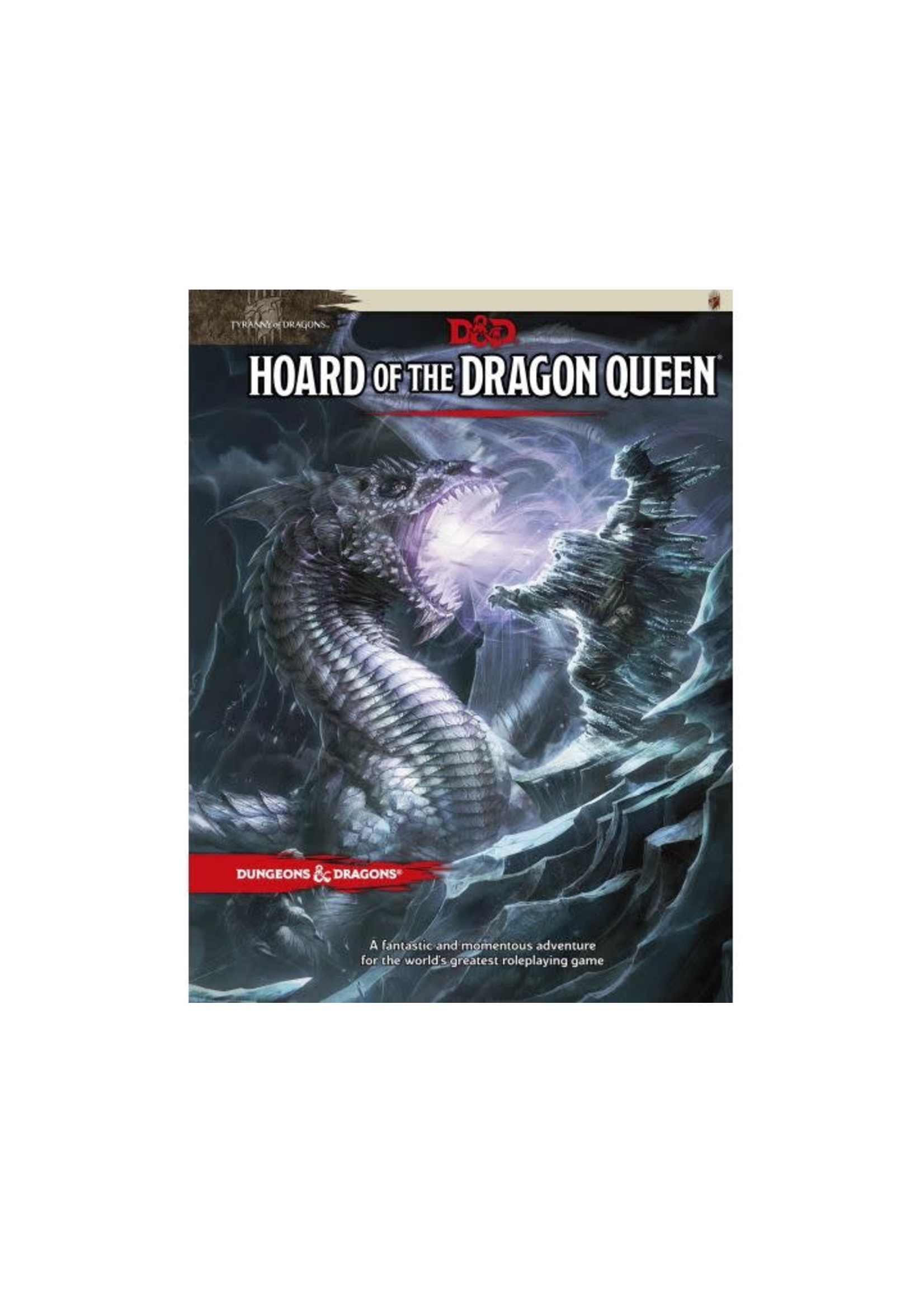 D&D 5Th: Hoard Of The Dragon Queen