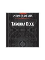 D&D Curse Of Strahd Tarokka Deck