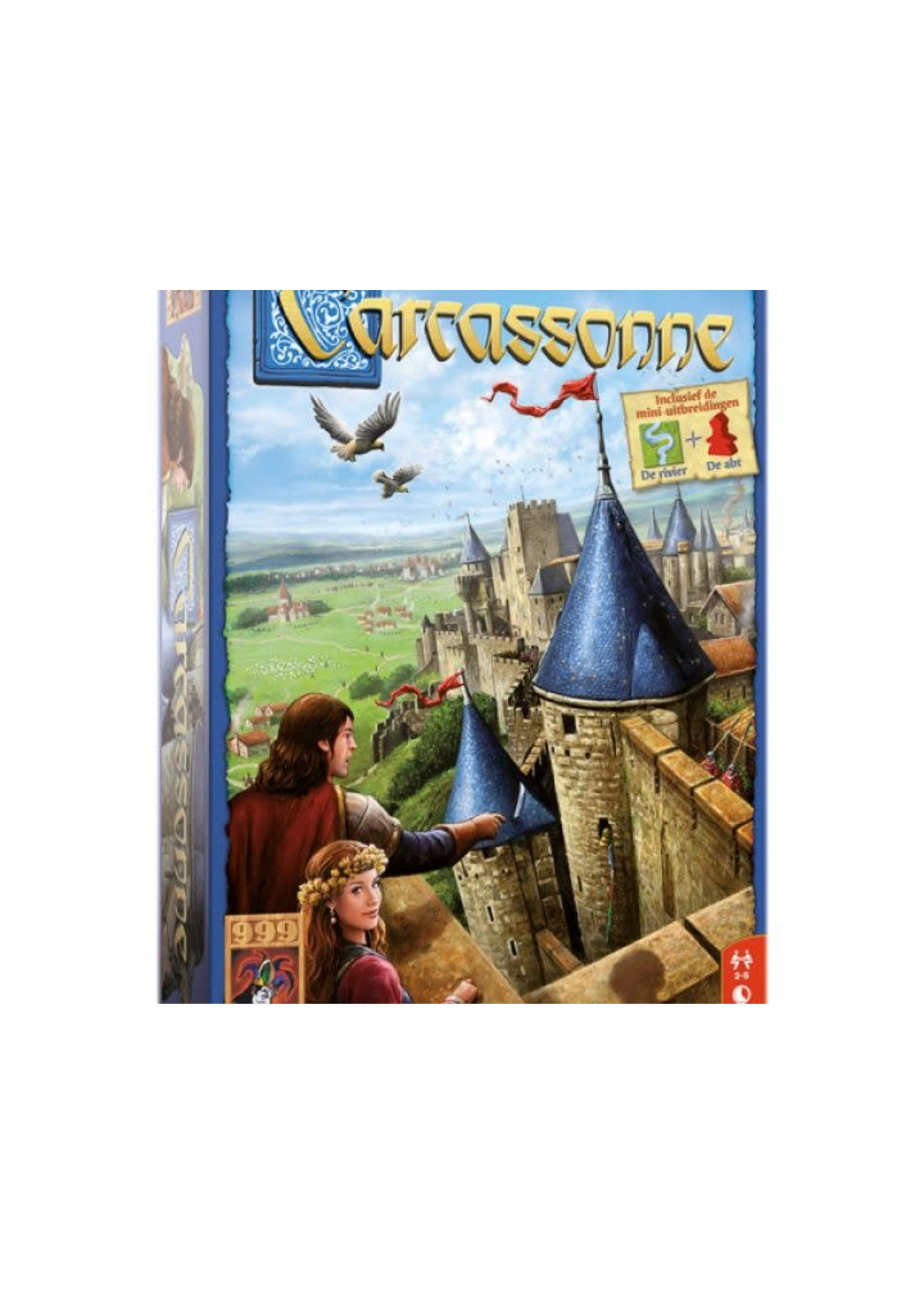 Carcassonne Basis Nl