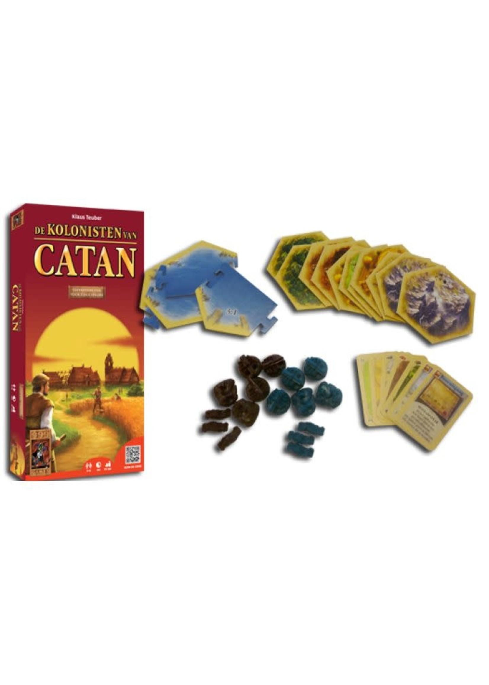 Kolonisten Van Catan: Uitbreiding 5-6 Spelers