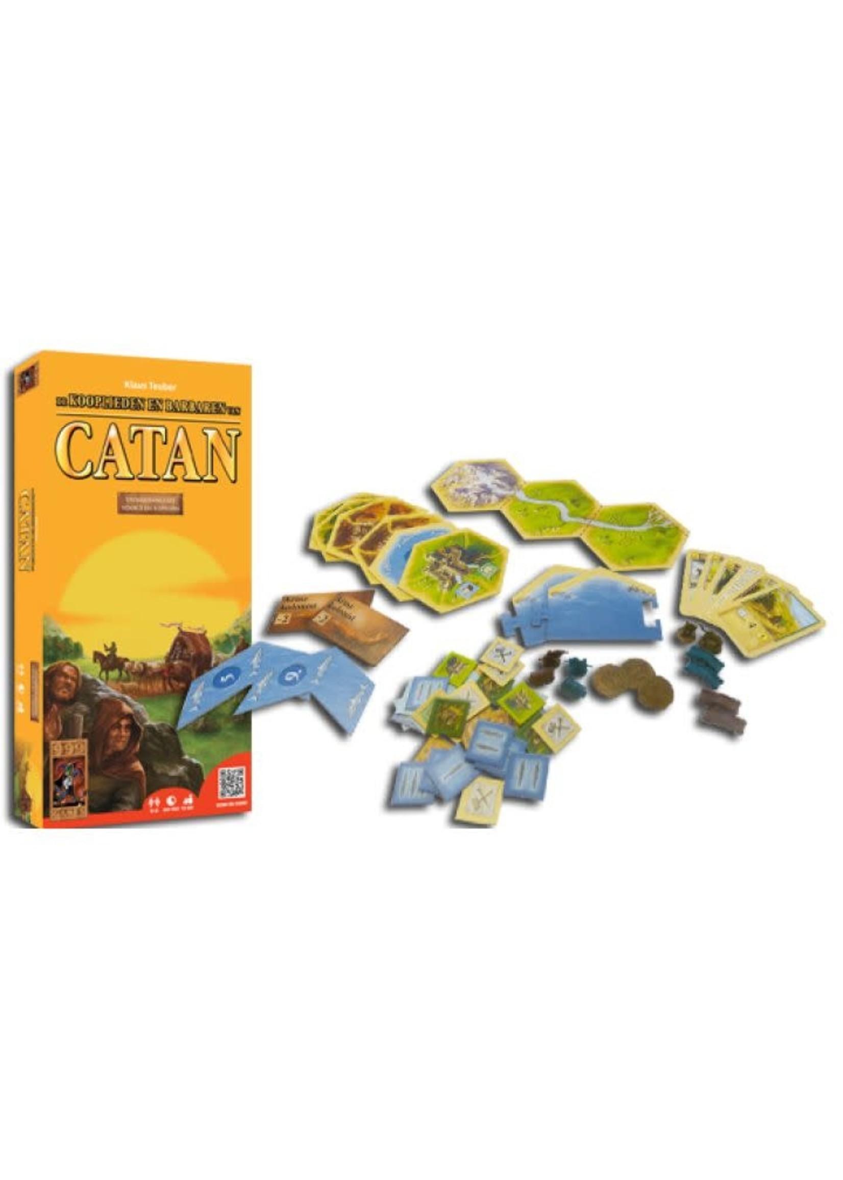 Kolonisten Van Catan: Kooplieden En Barbaren (Uitbreiding 5-6 Spelers)
