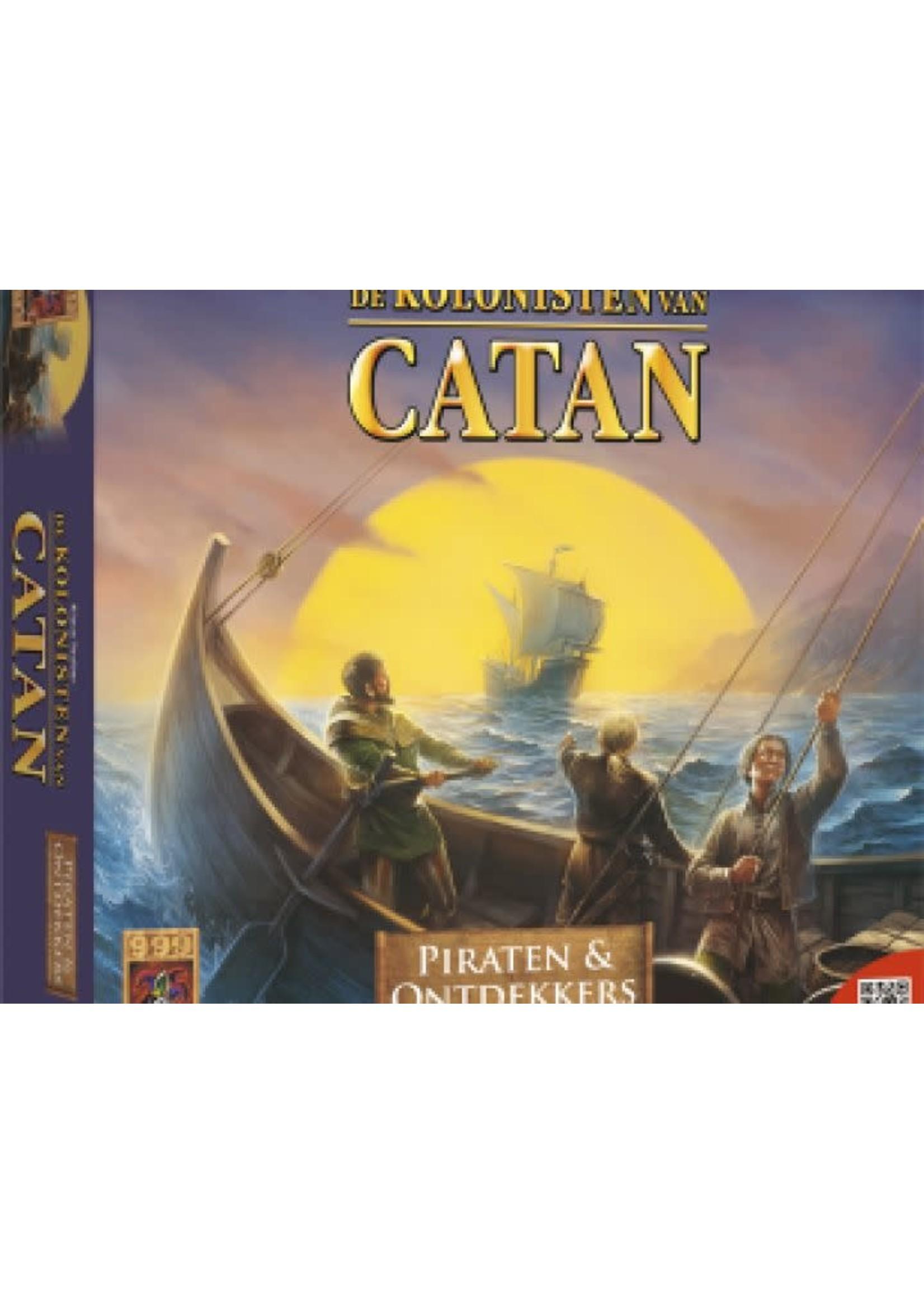 Kolonisten Van Catan: Piraten & Ontdekkers