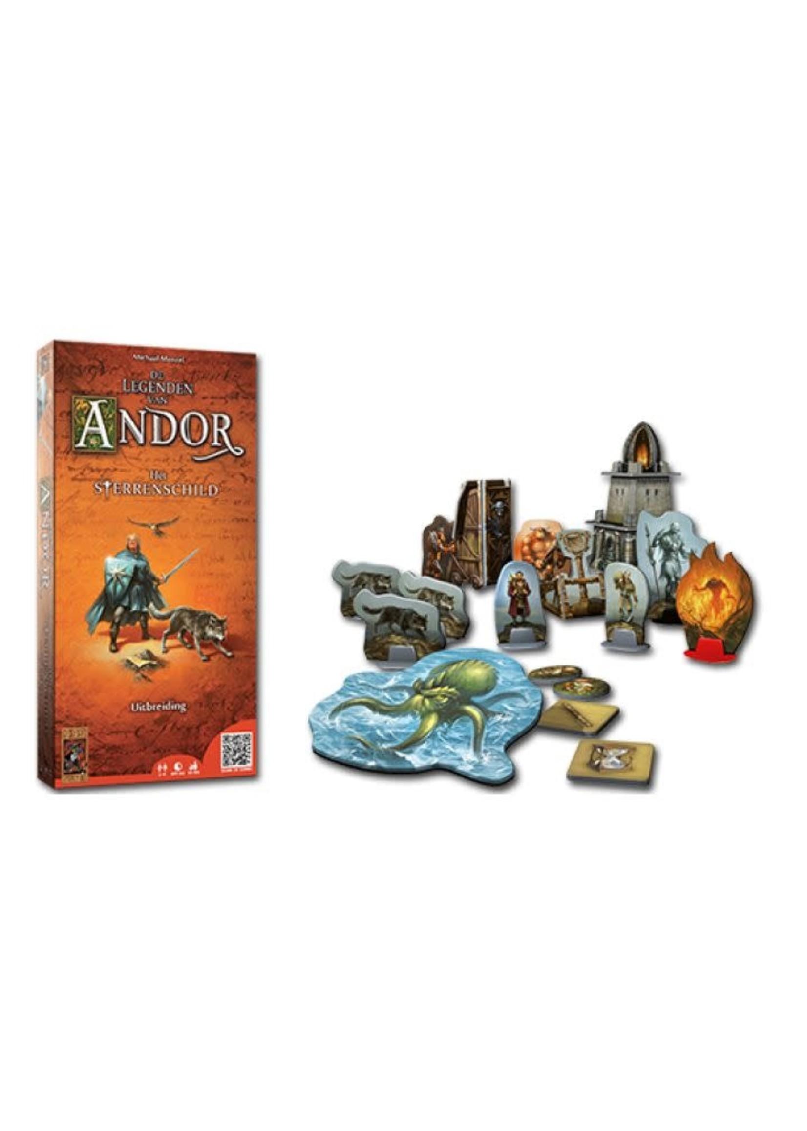De Legenden Van Andor: Sterrenschild