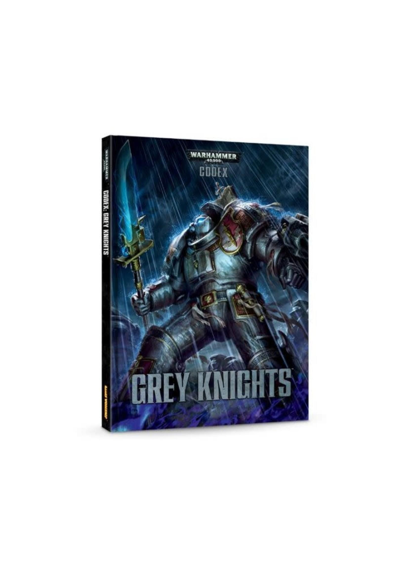 Codex: Grey Knights (Hb)