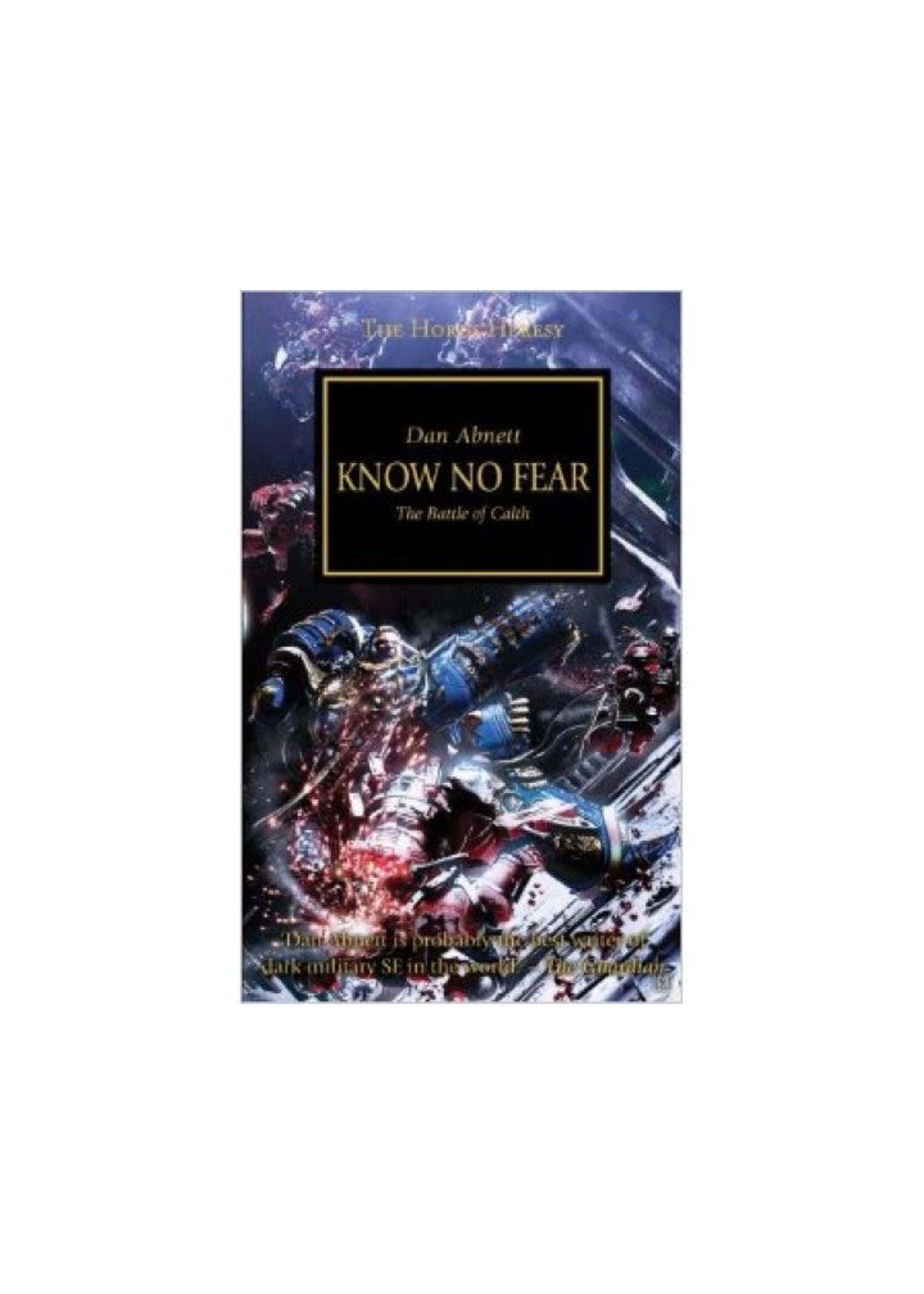 Bl320 Horus Heresy: Know No Fear