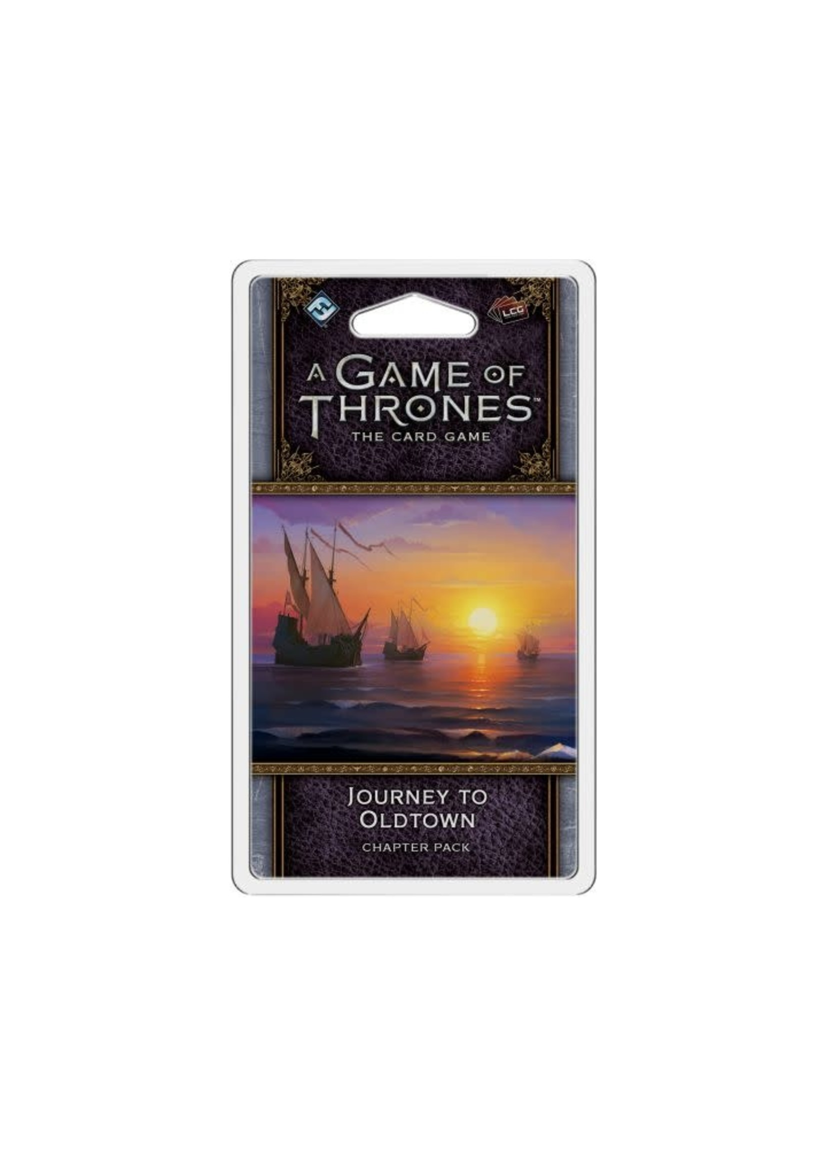 Game Of Thrones Lcg 2Nd Ed Journey To Oldtown