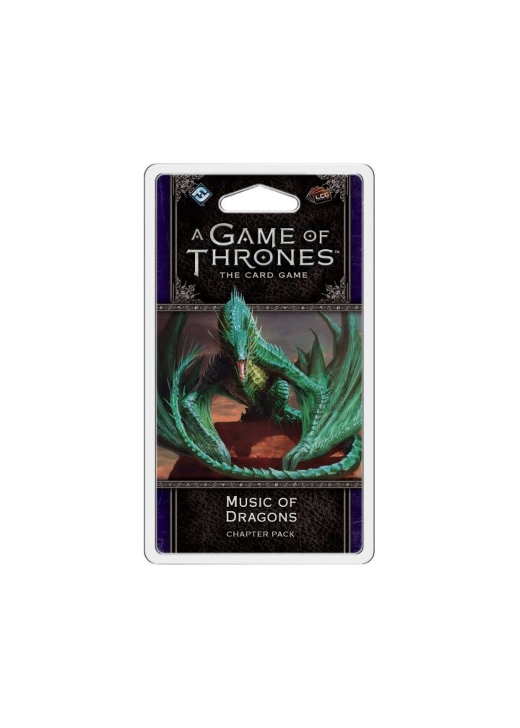 Game Of Thrones Lcg 2Nd Music Of Dragons