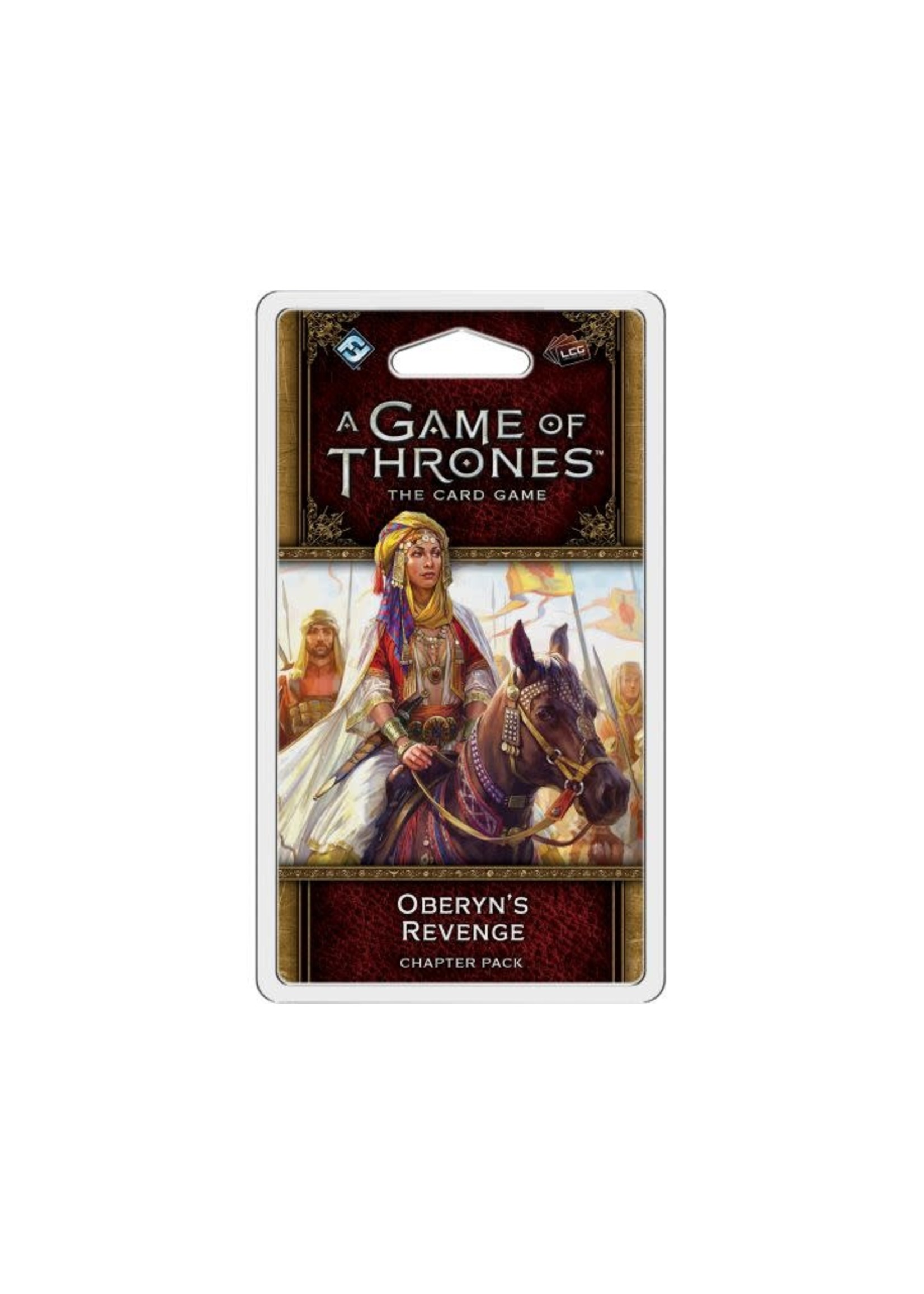 Game Of Thrones Lcg 2Nd Oberyn'S Revenge