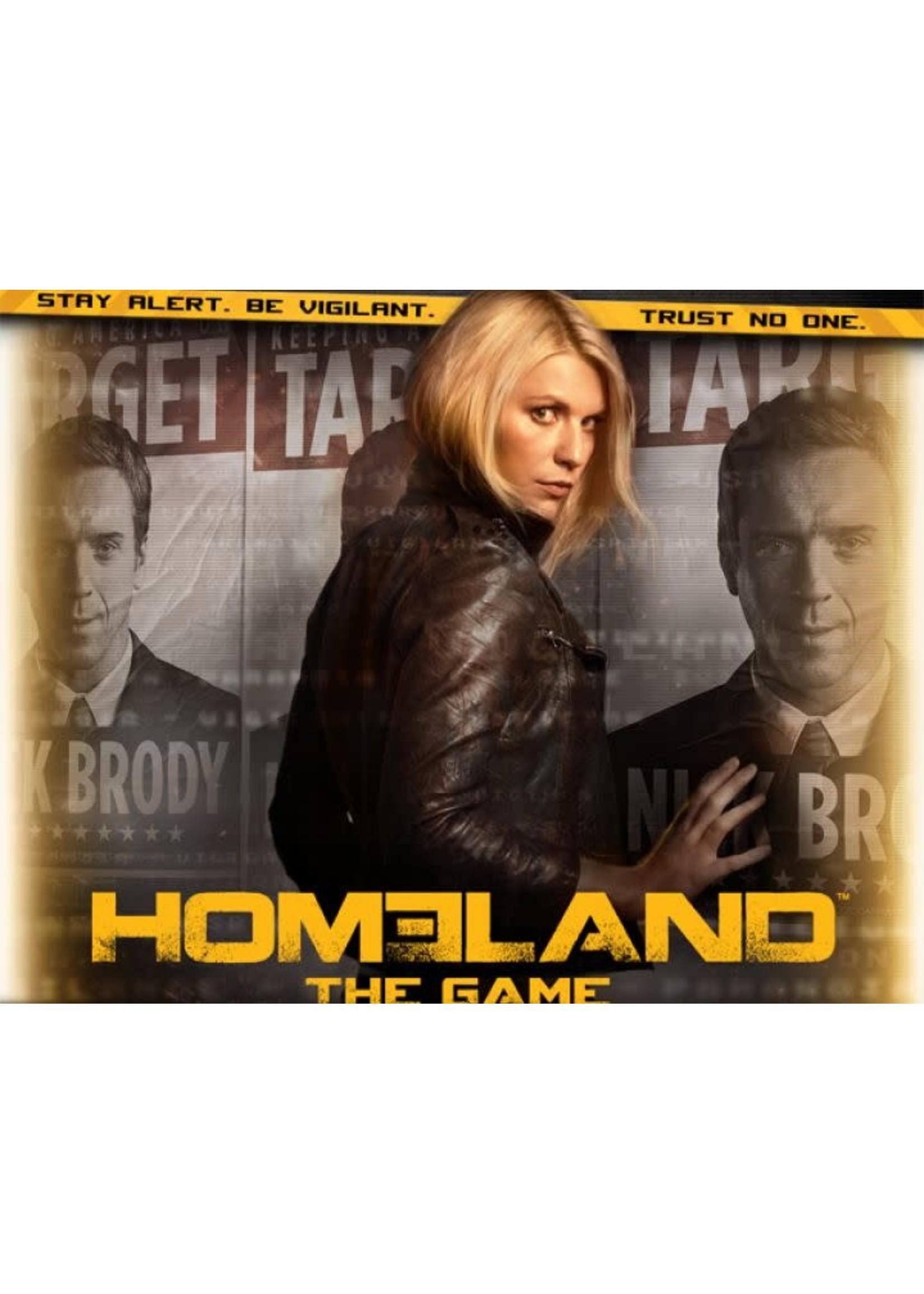 Homeland The Game