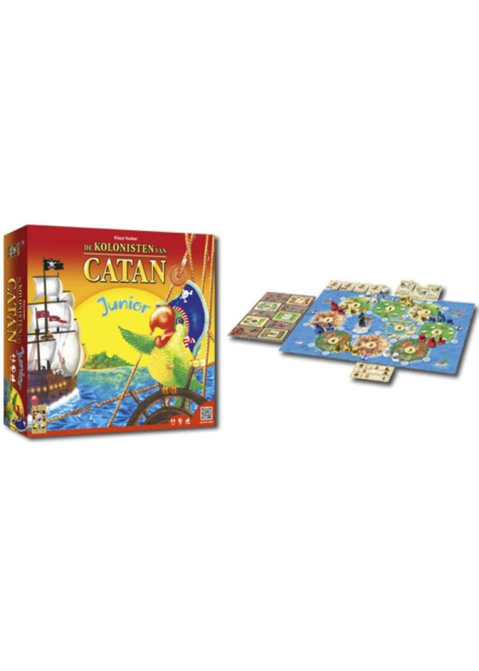 Kolonisten Van Catan: Junior
