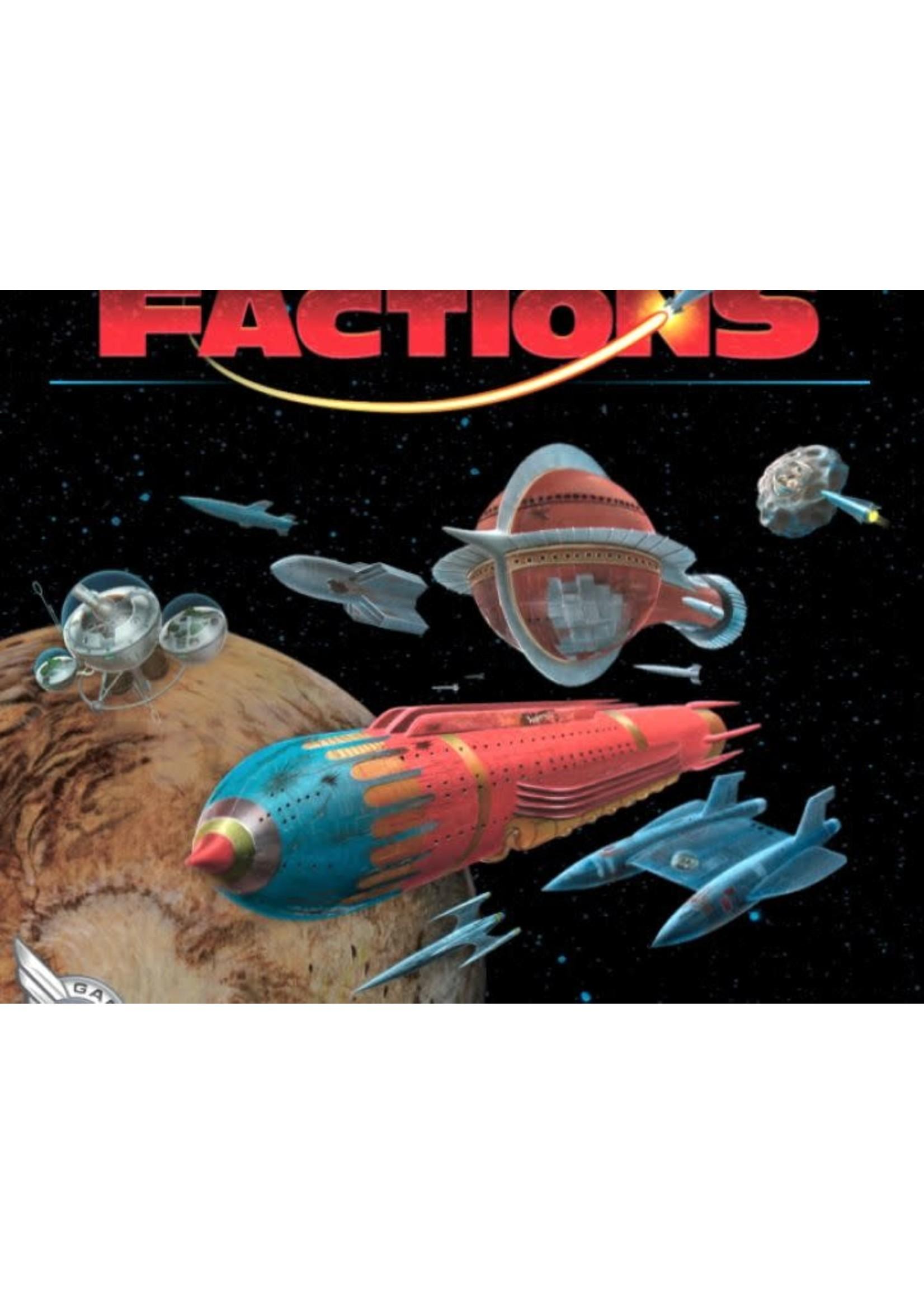 Alien Frontiers Faction Pack 1