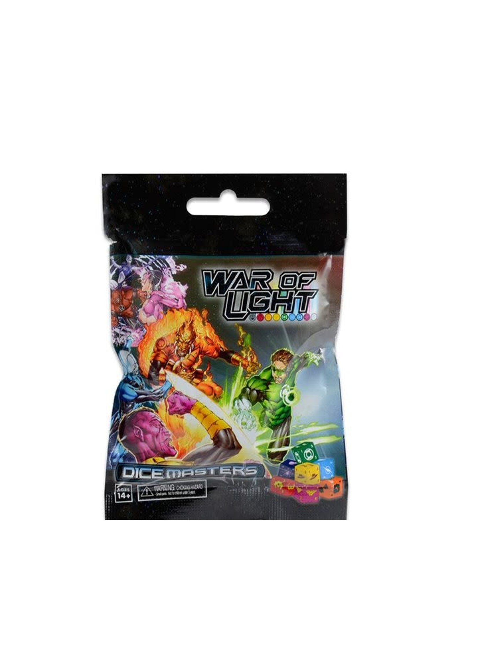 Dice Masters War Of Light Booster