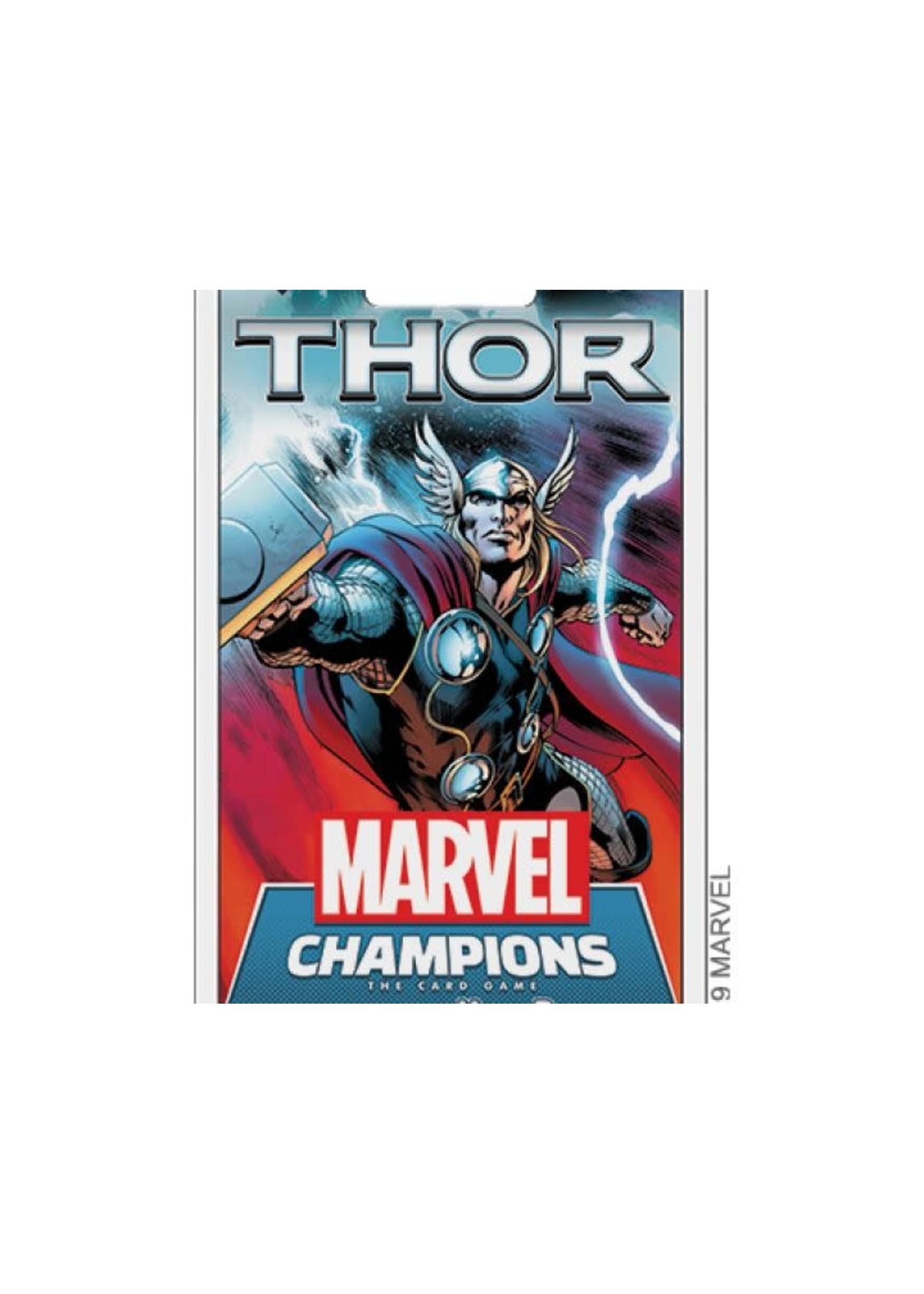 Marvel Lcg Thor Hero Pack