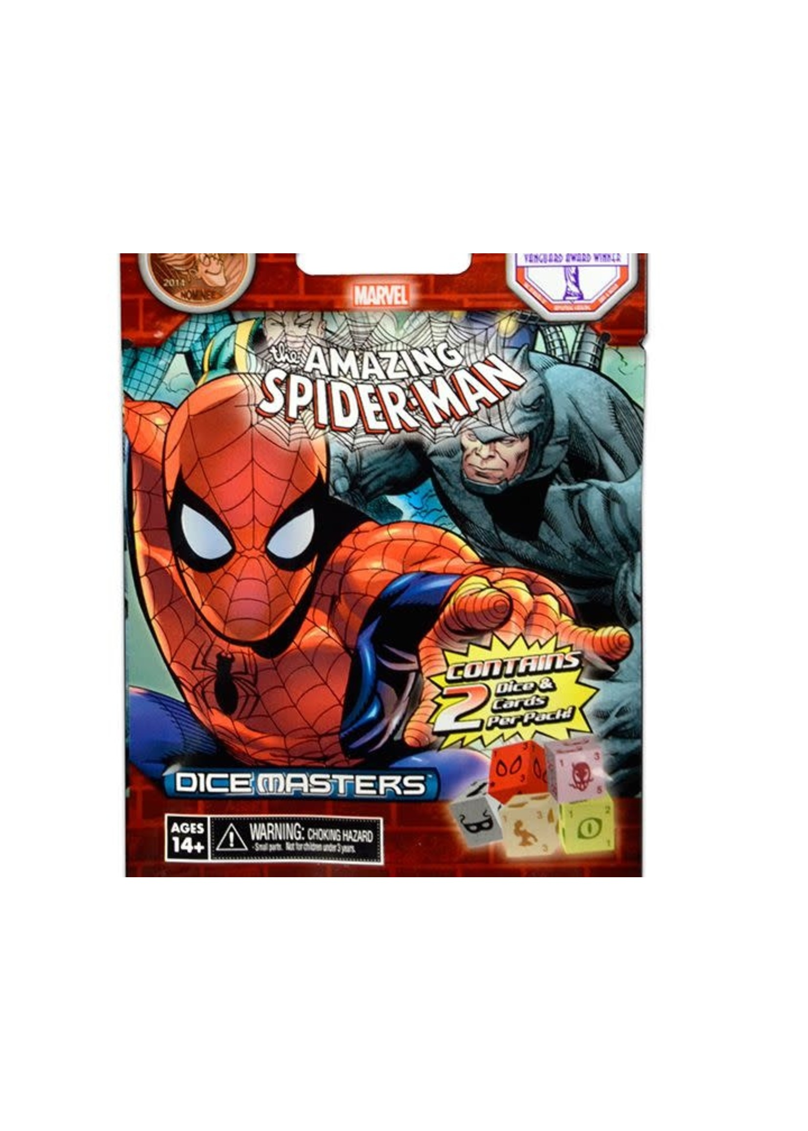 Dice Masters Amazing Spider Man Booster