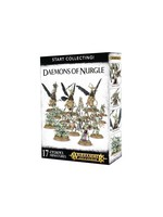 Start Collecting! Daemons Of
