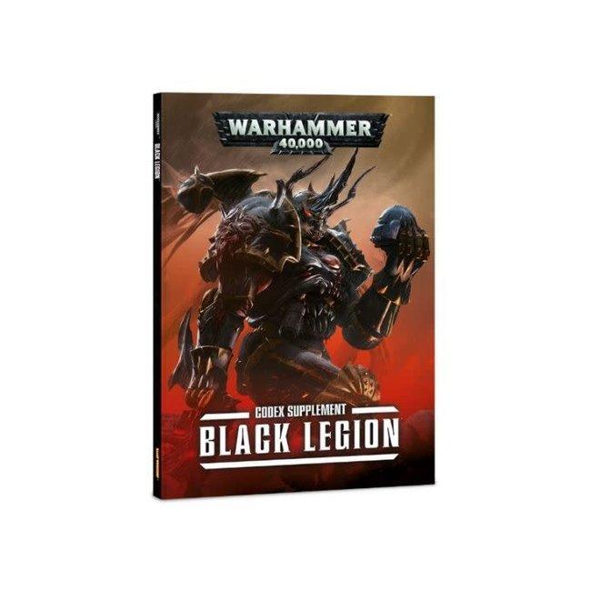 Codex Supplement: Black Legion