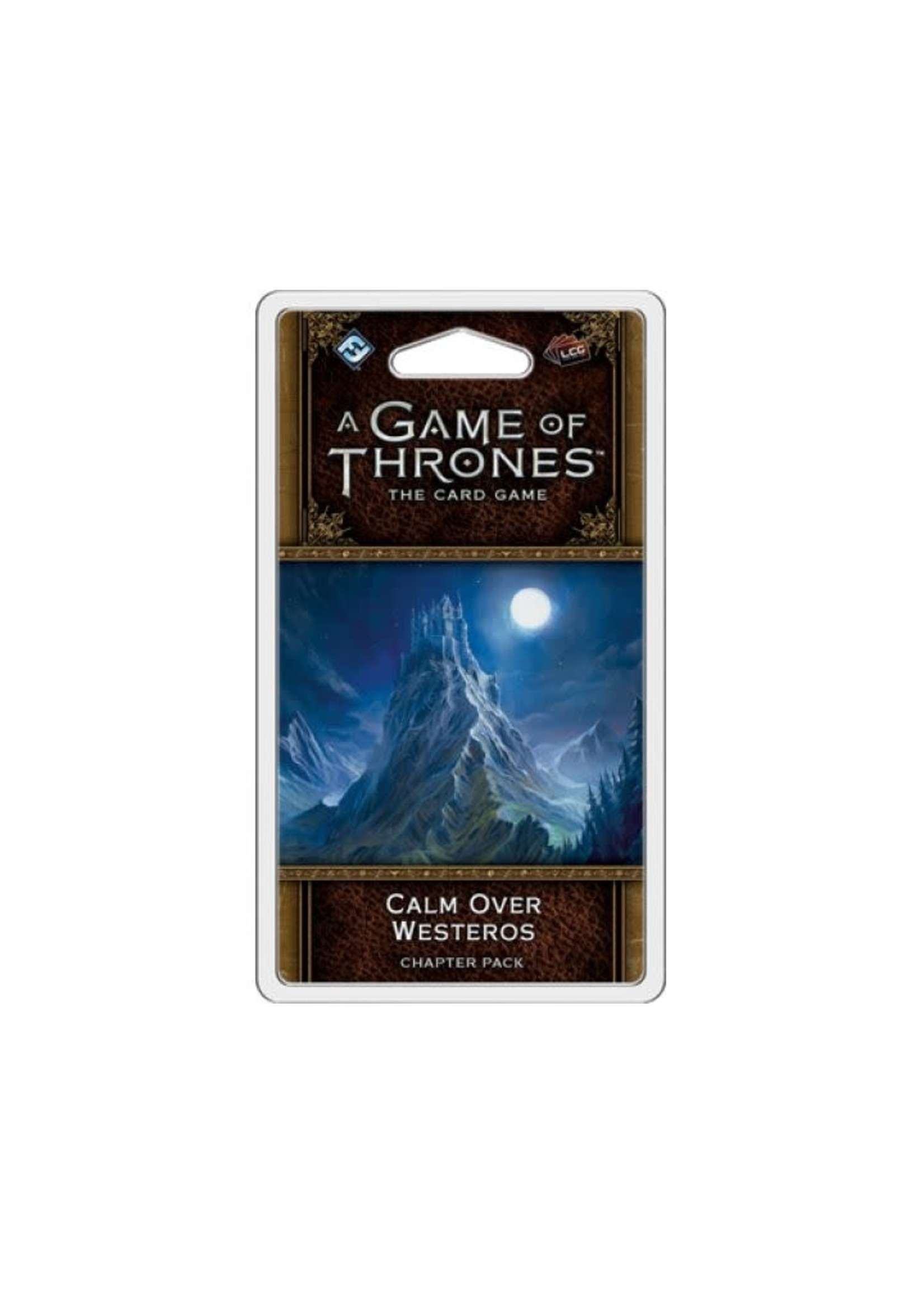 Game Of Thrones Lcg 2Nd Calm Over Westeros
