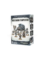Start Collecting Militarum Tempestus