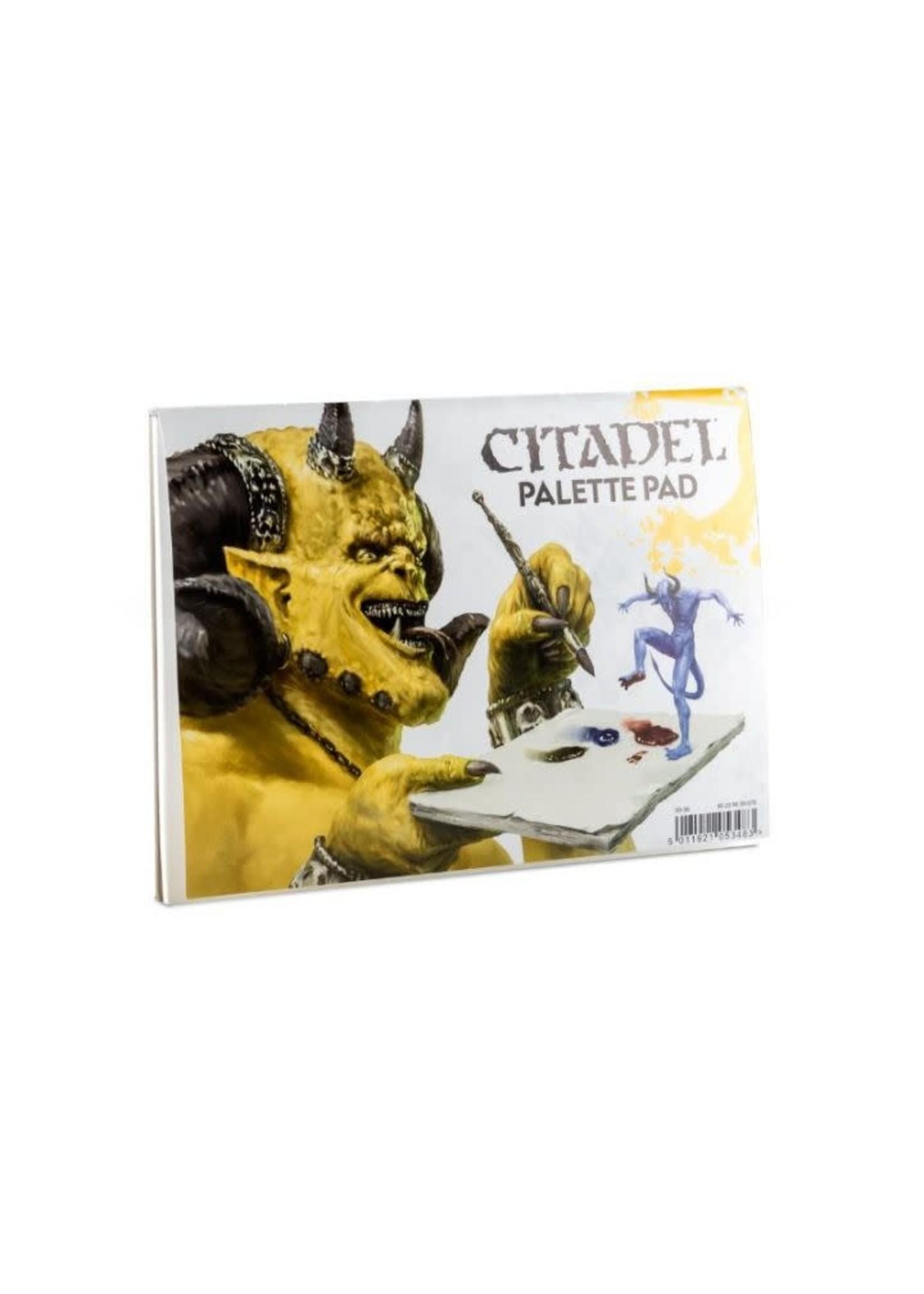 Citadel Palette Pad