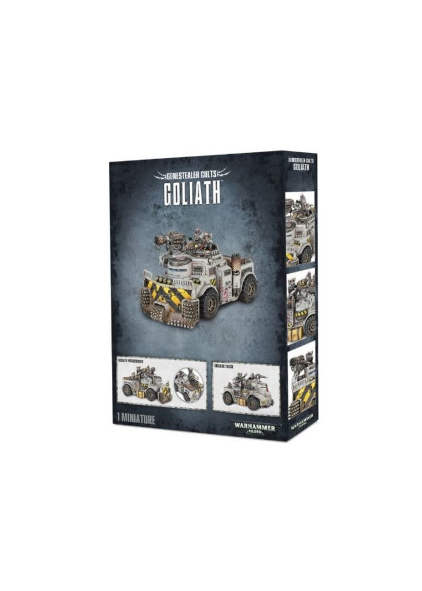 Genestealer Cult: Goliath