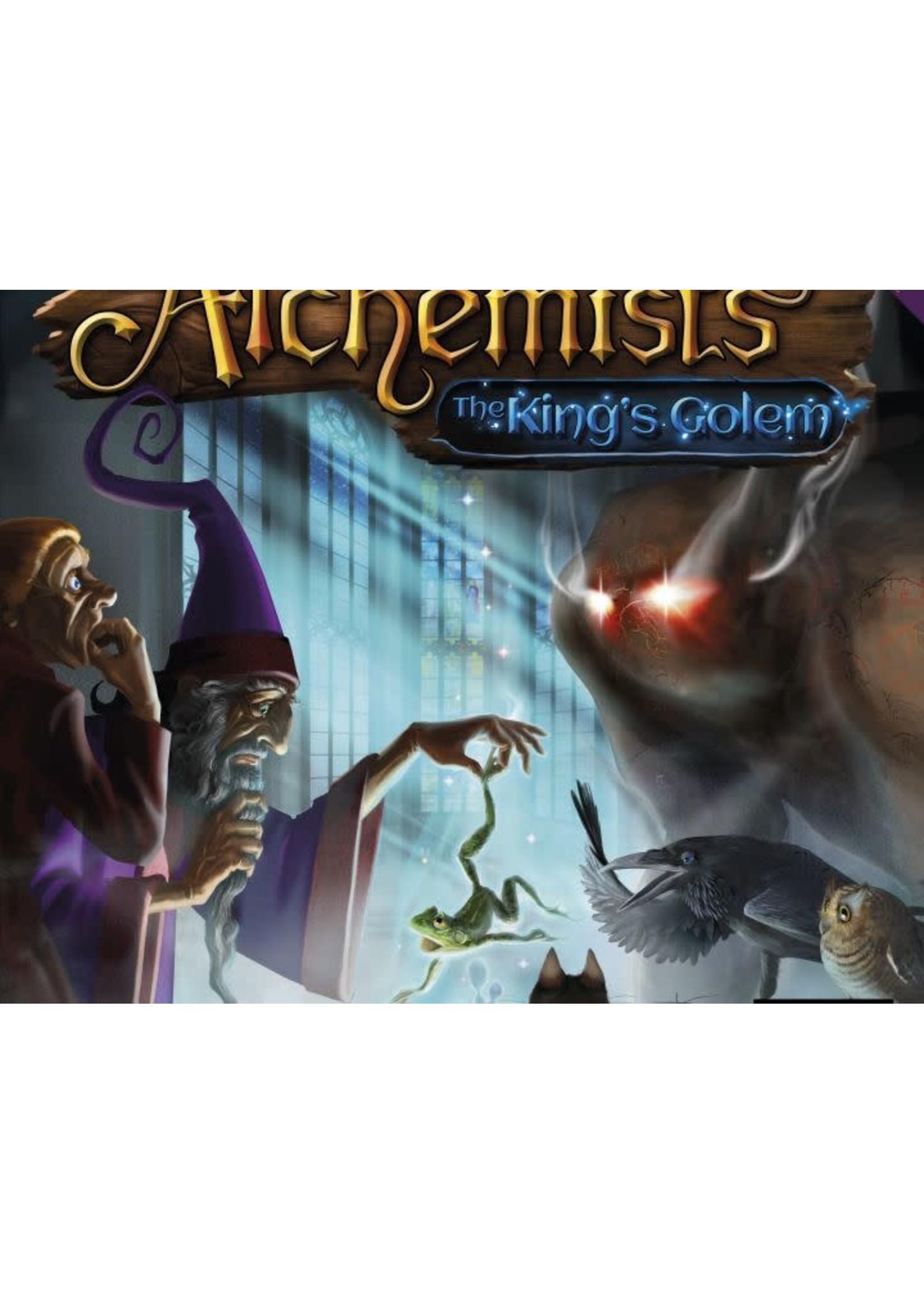 Alchemists King'S Golem
