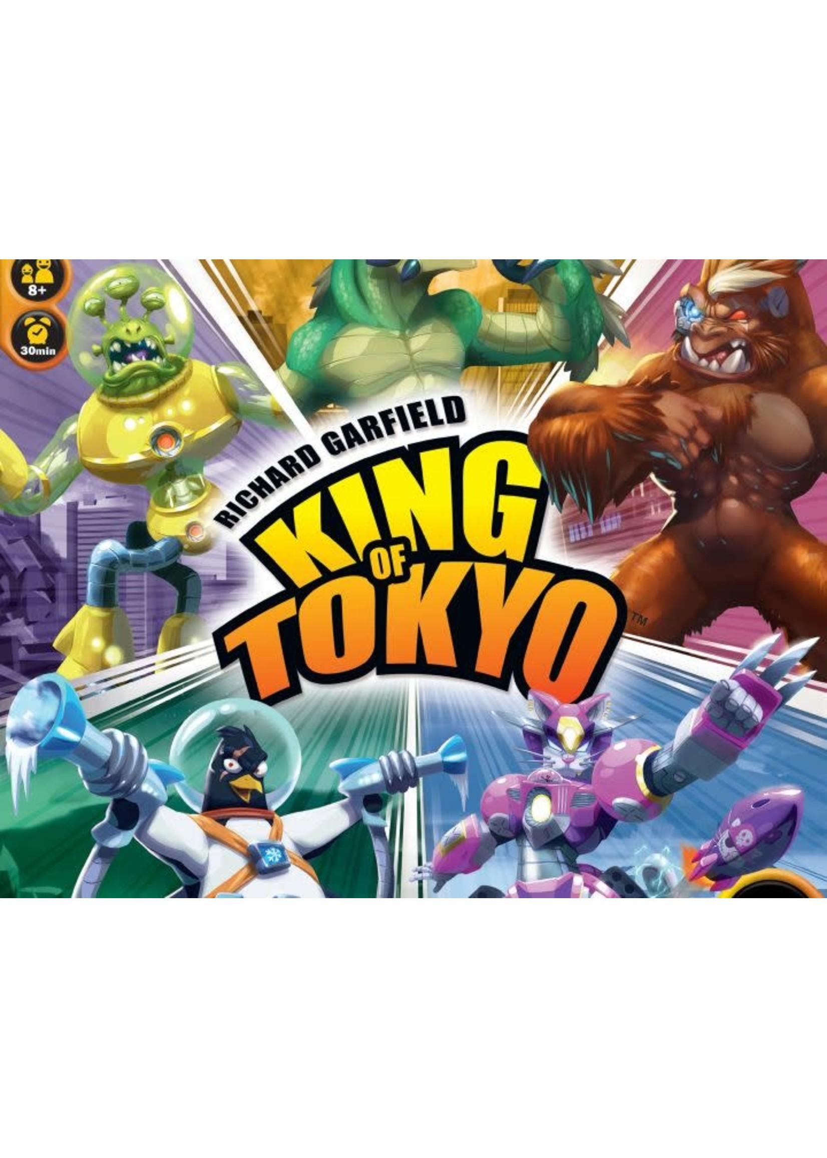 King Of Tokyo En 2016 Ed