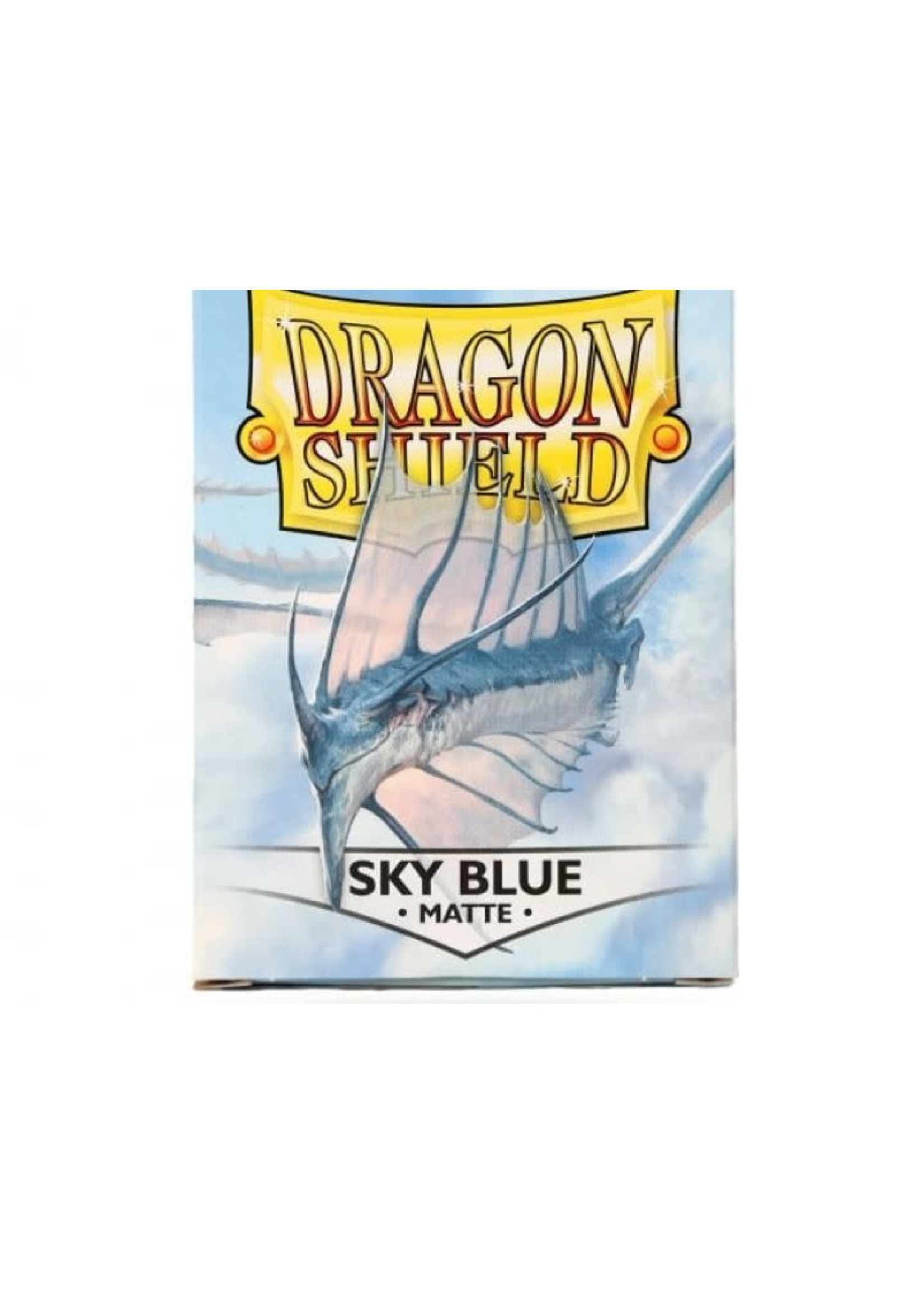 Dragonshield Sleeves Sky Blue Matte