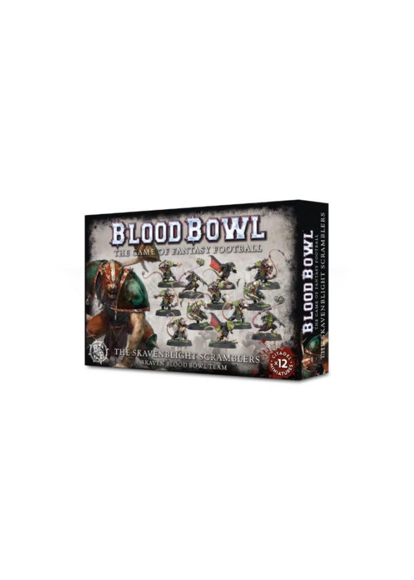 Blood Bowl: Skavenblight Scramblers