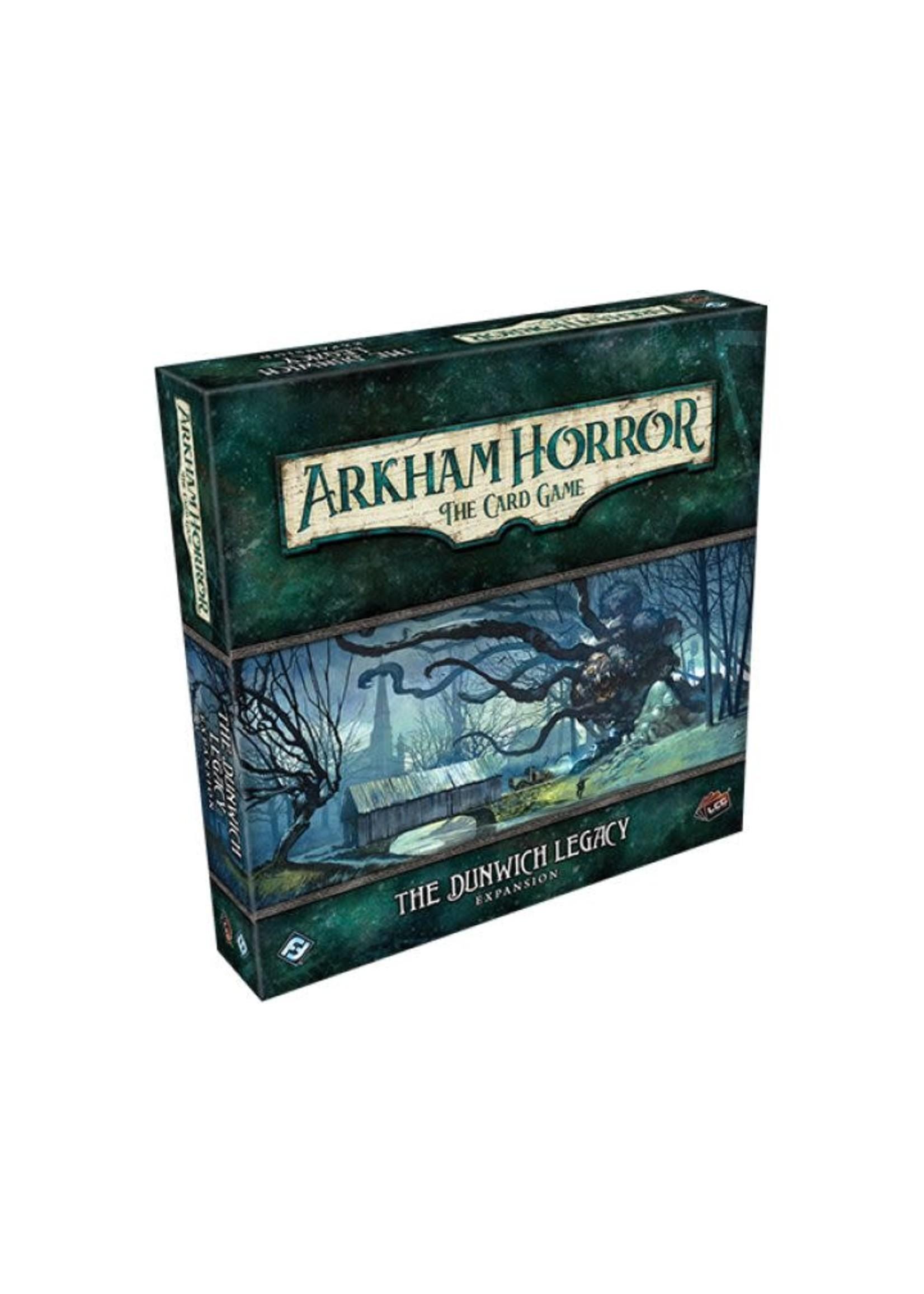 Arkham Horror Card Game The Dunwich Legacy