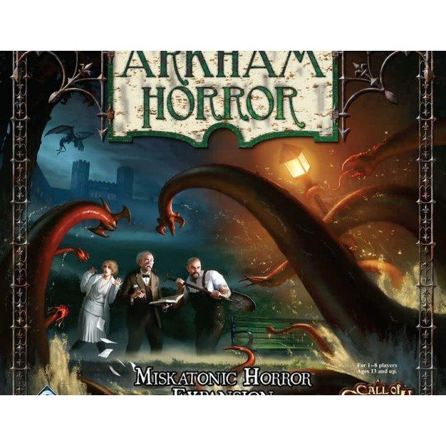 Arkham Horror Mythos Pack The Miskatonic Museum