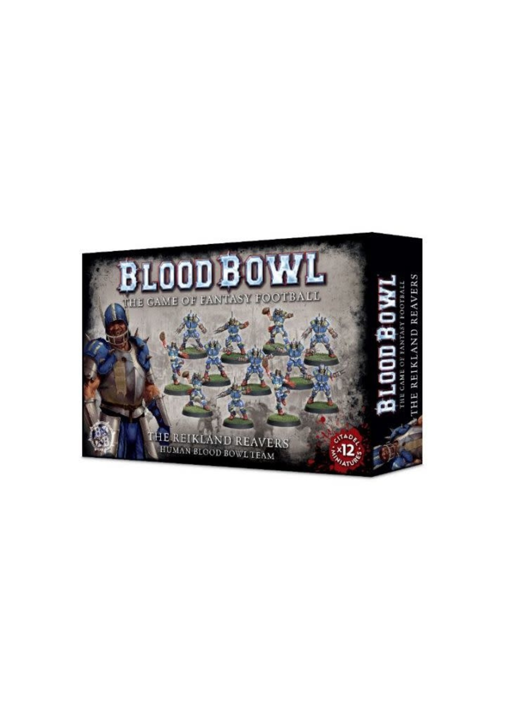 Blood Bowl The Reikland Reavers