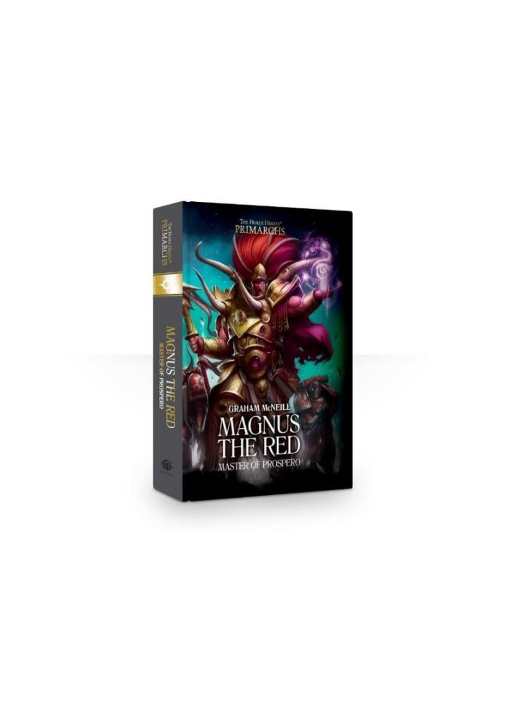 Hh Primarchs Magnus The Red