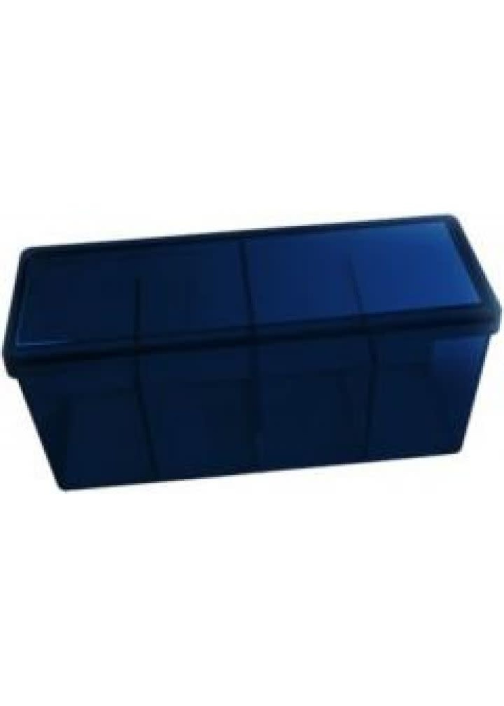 Dragonshield Four Compartment Box Blue