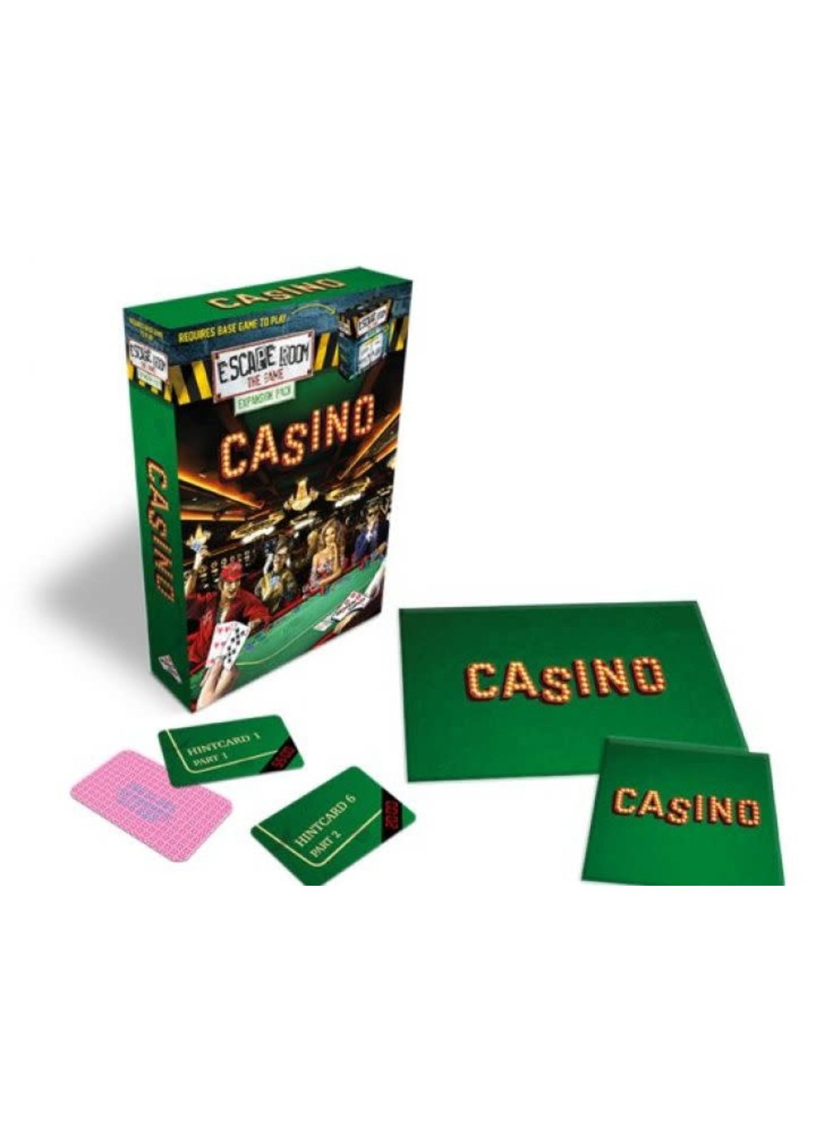 Escape Room The Game Casino
